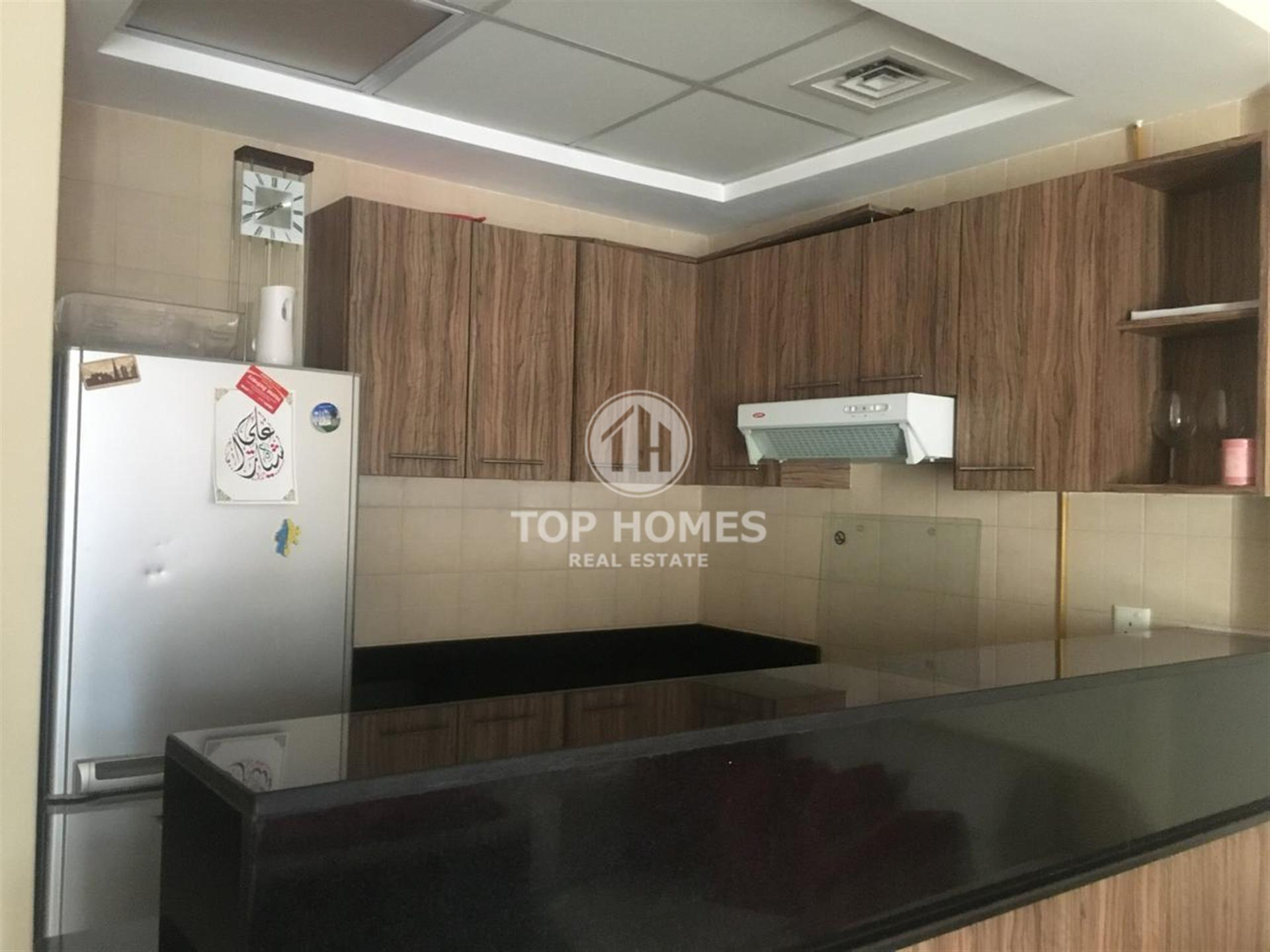 Furnished Studio in Burj Al Nujoom