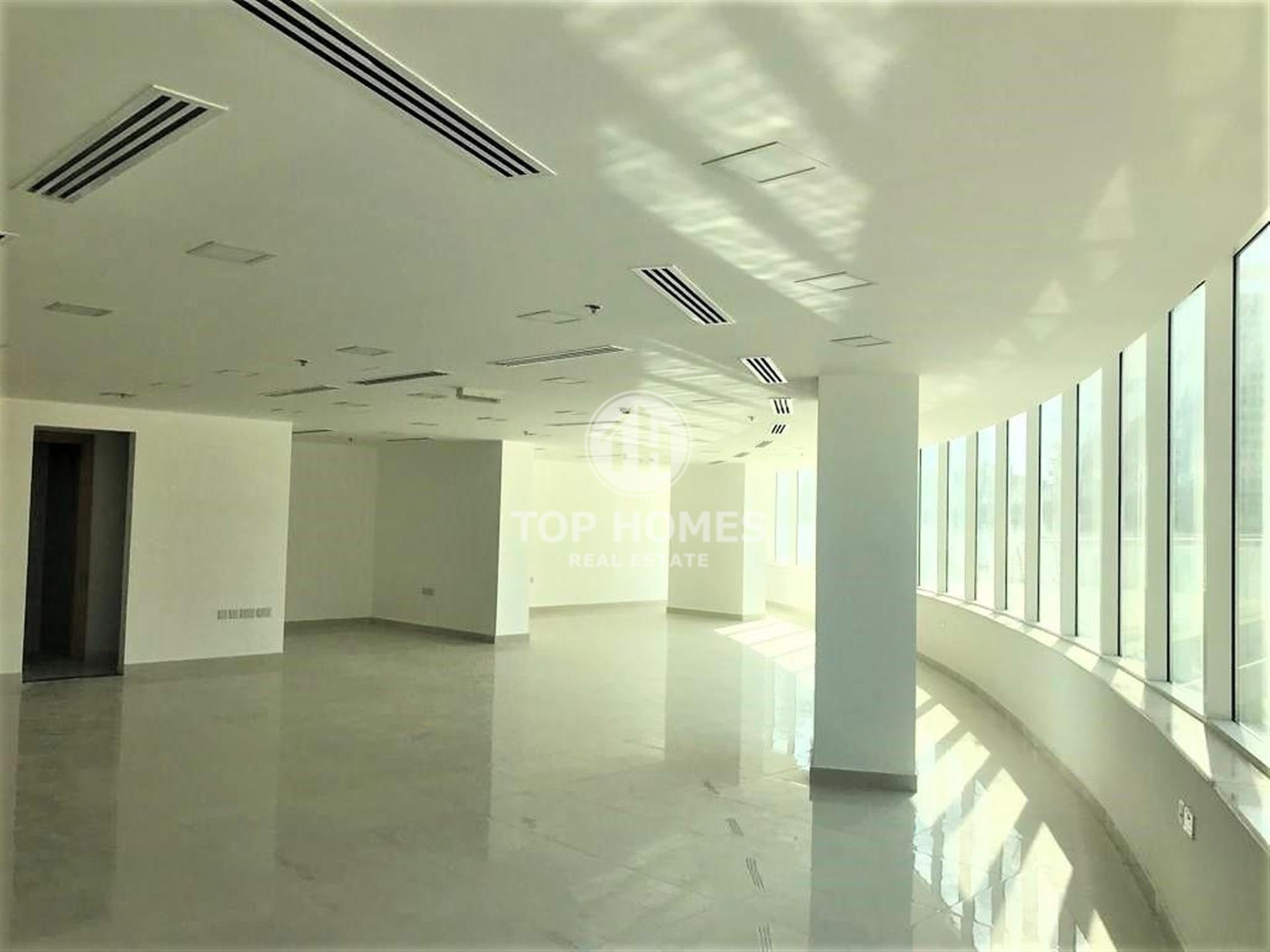 Large Size Fitted Office in Empire Heights