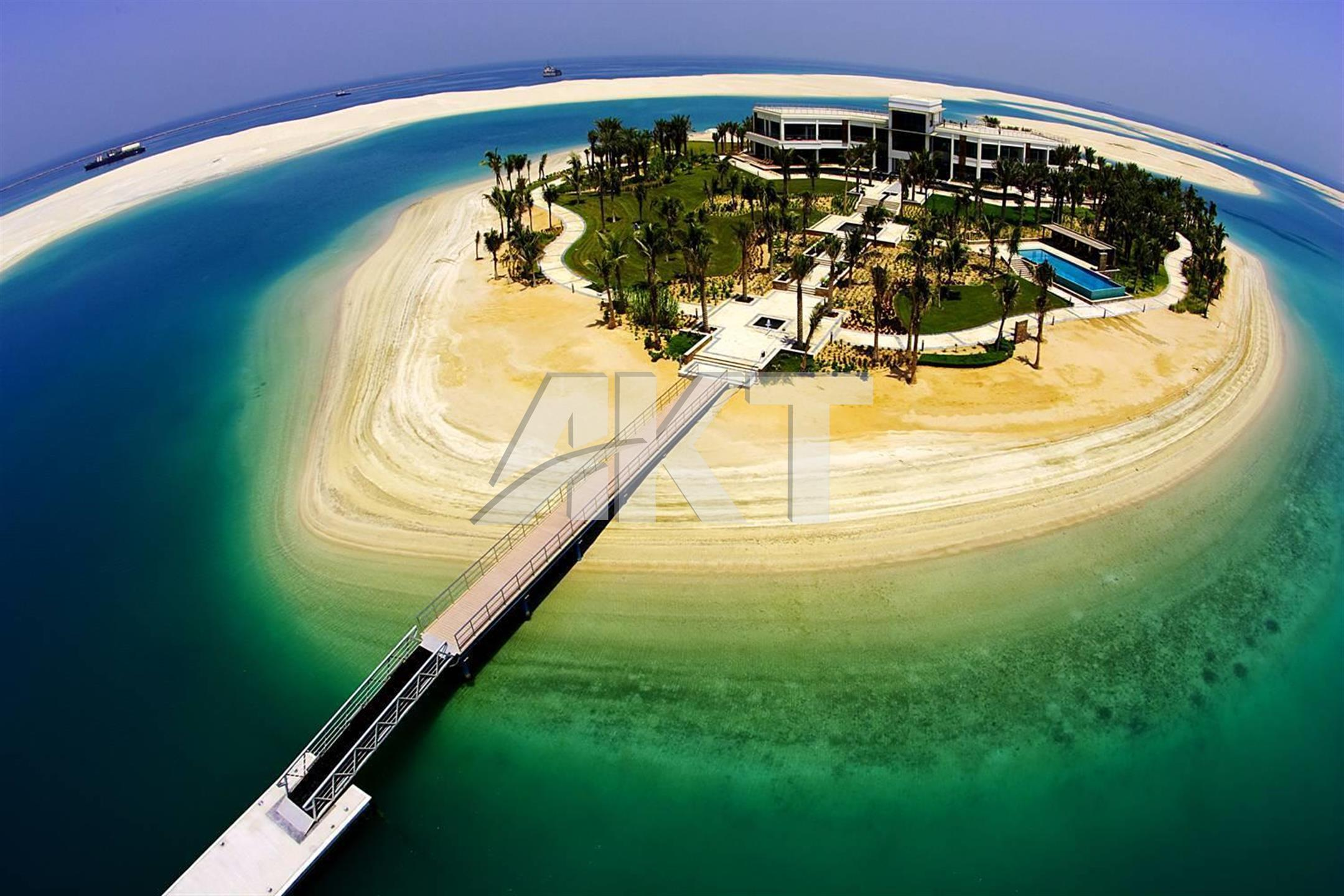 BUY a PRIVATE Island and built your dream...! luxury property in dubai