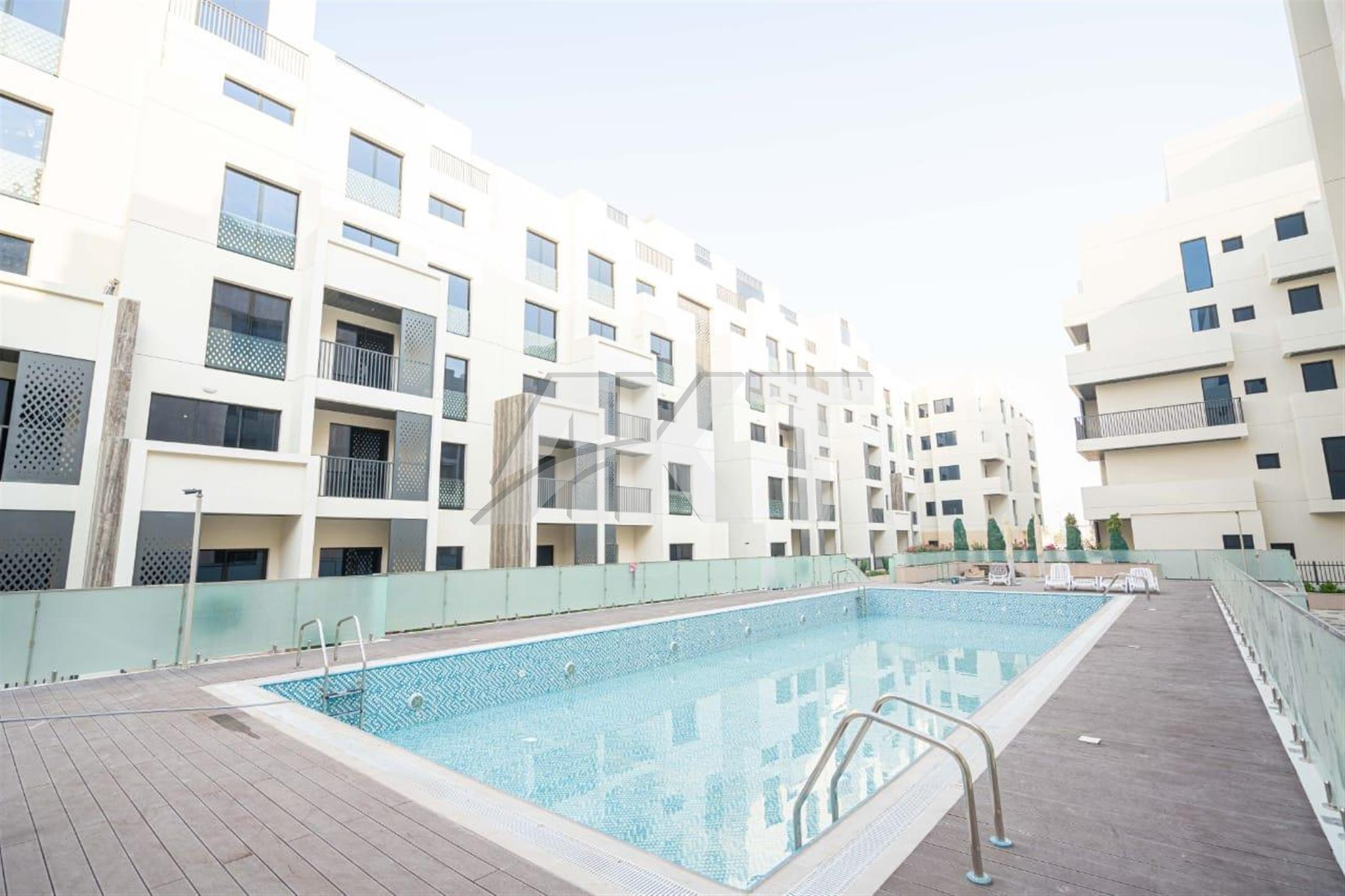 1,2,3 BR APARTMENT MIRDIF HILLS PAY 20 %  AND MOVING