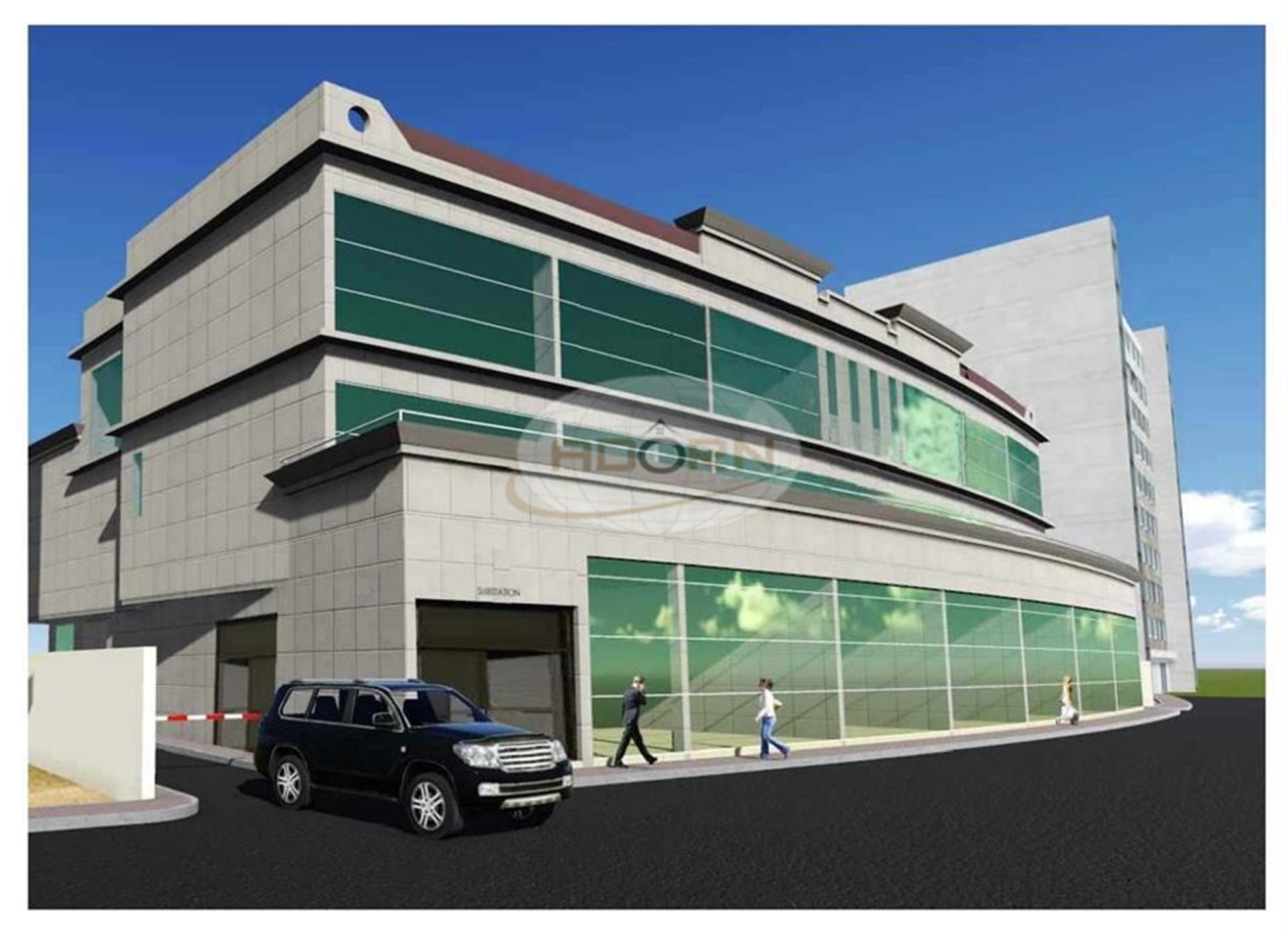 Retail/Commercial and Office full building for rent in Al Furjan Al Barsha South