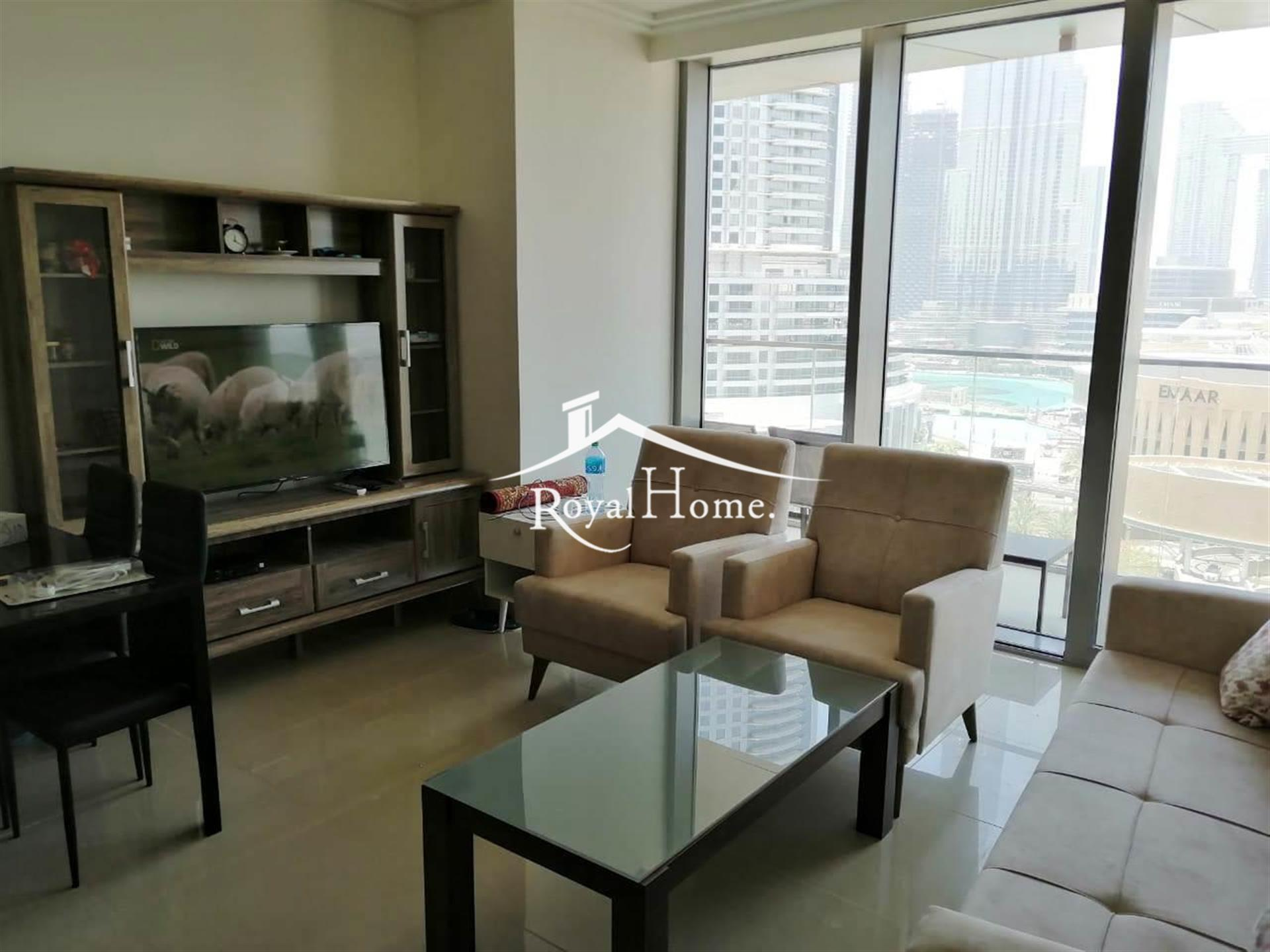 Amazing View and Brand New Furnished Apartment