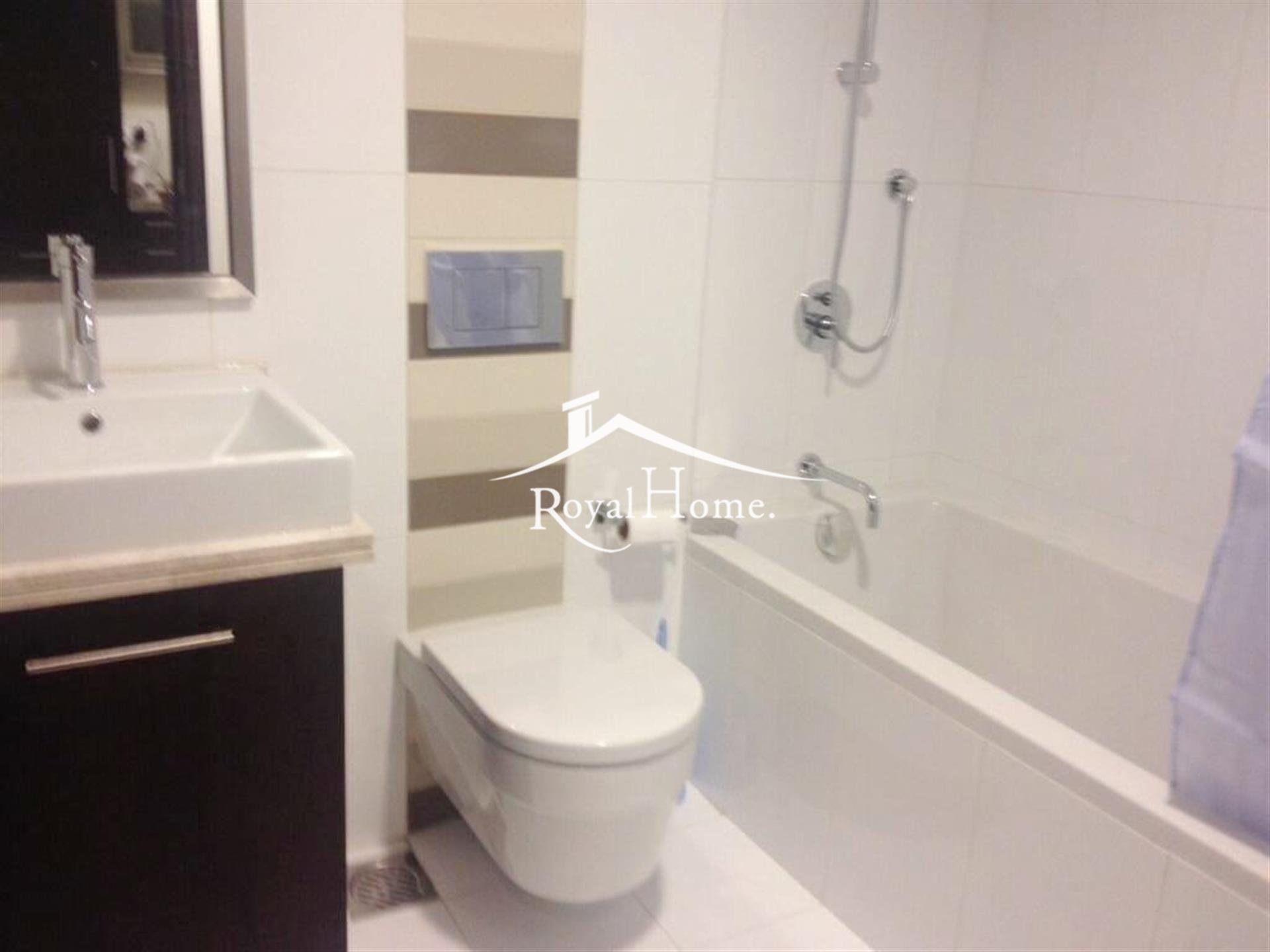Fully Furnished Studio with balcony in BLVD Central Podium with Community View