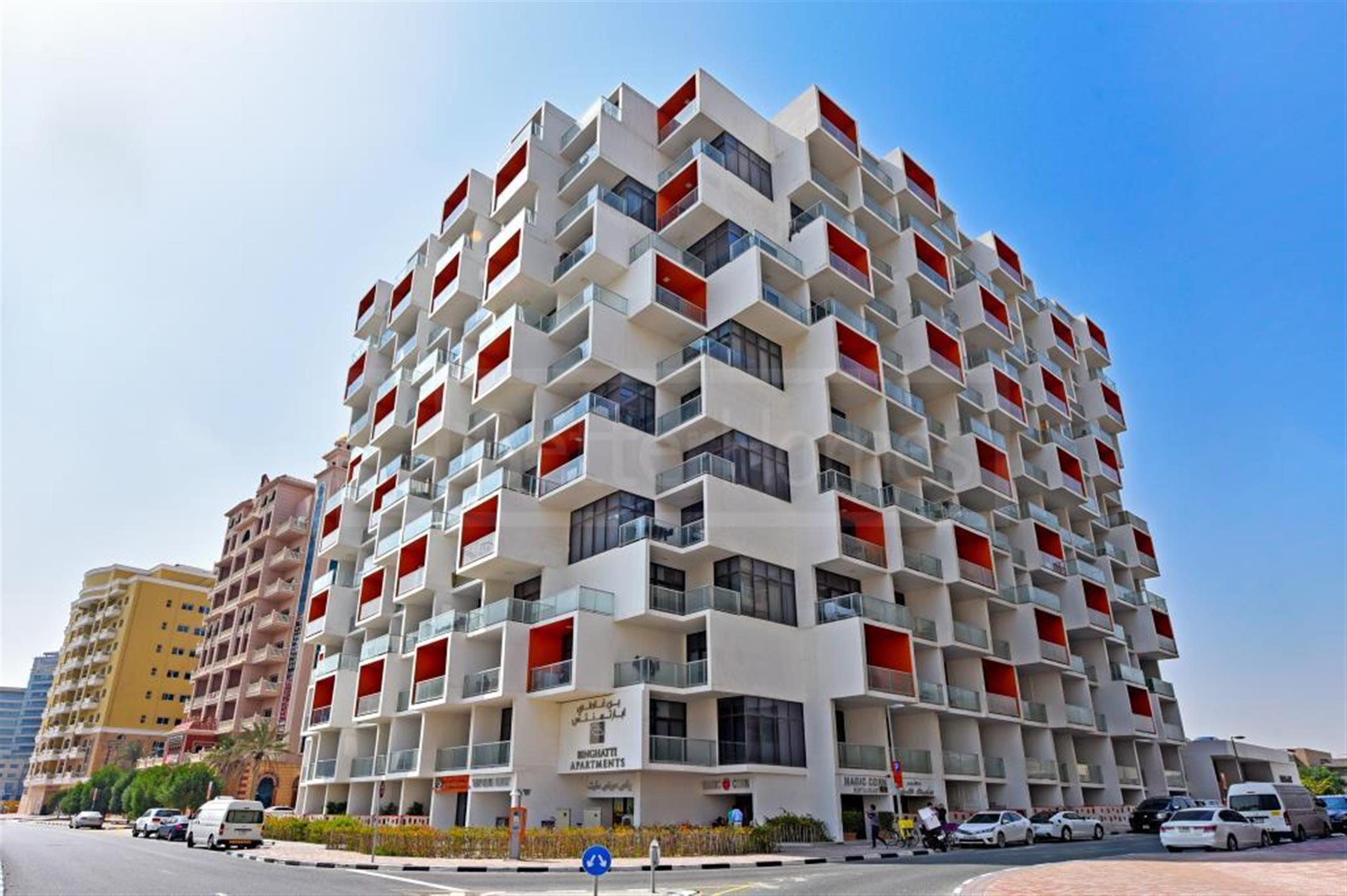 Binghatti Apartments