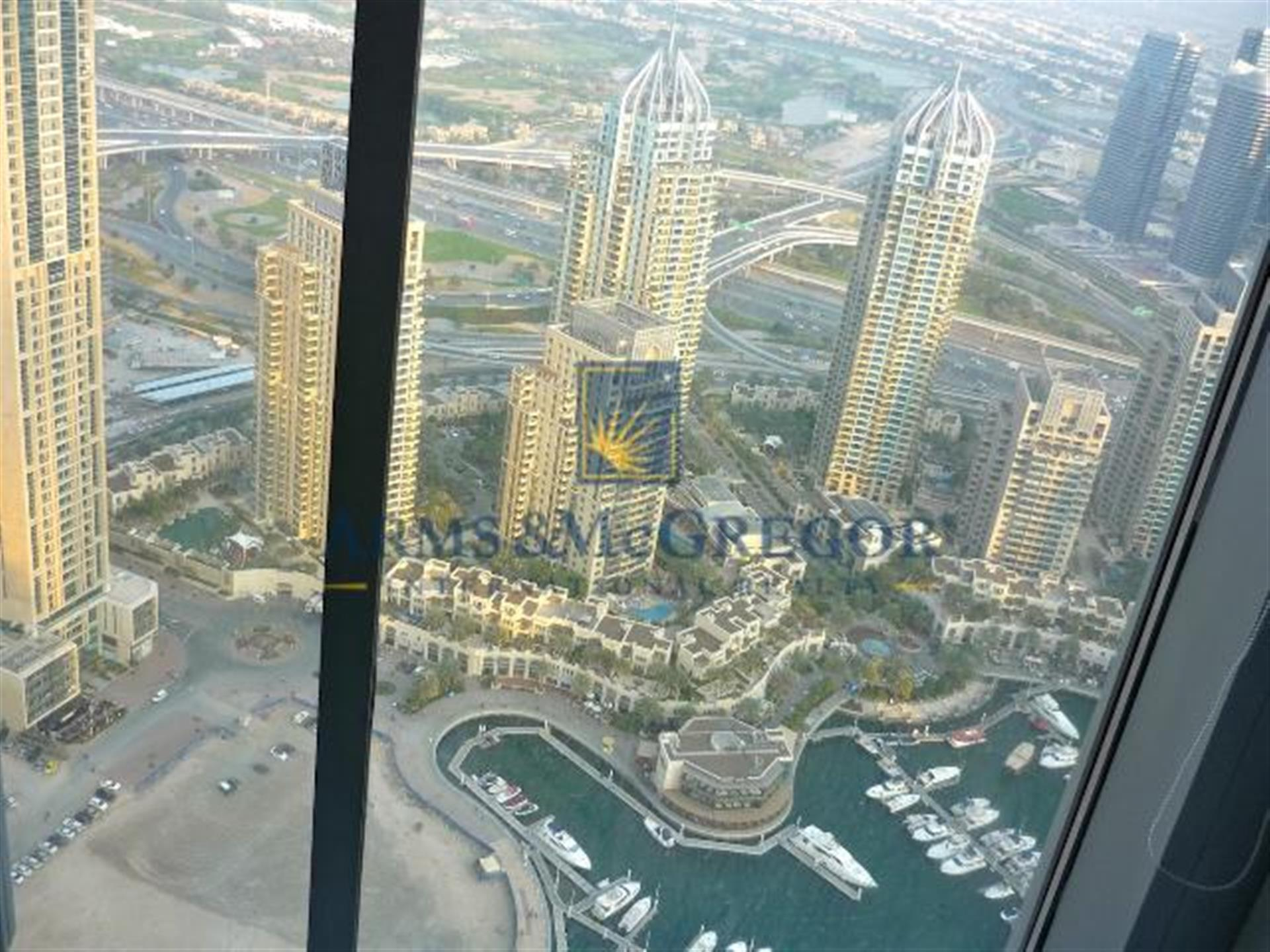 Property - Apartment for rent in Marina- Dubai - Infinity Tower
