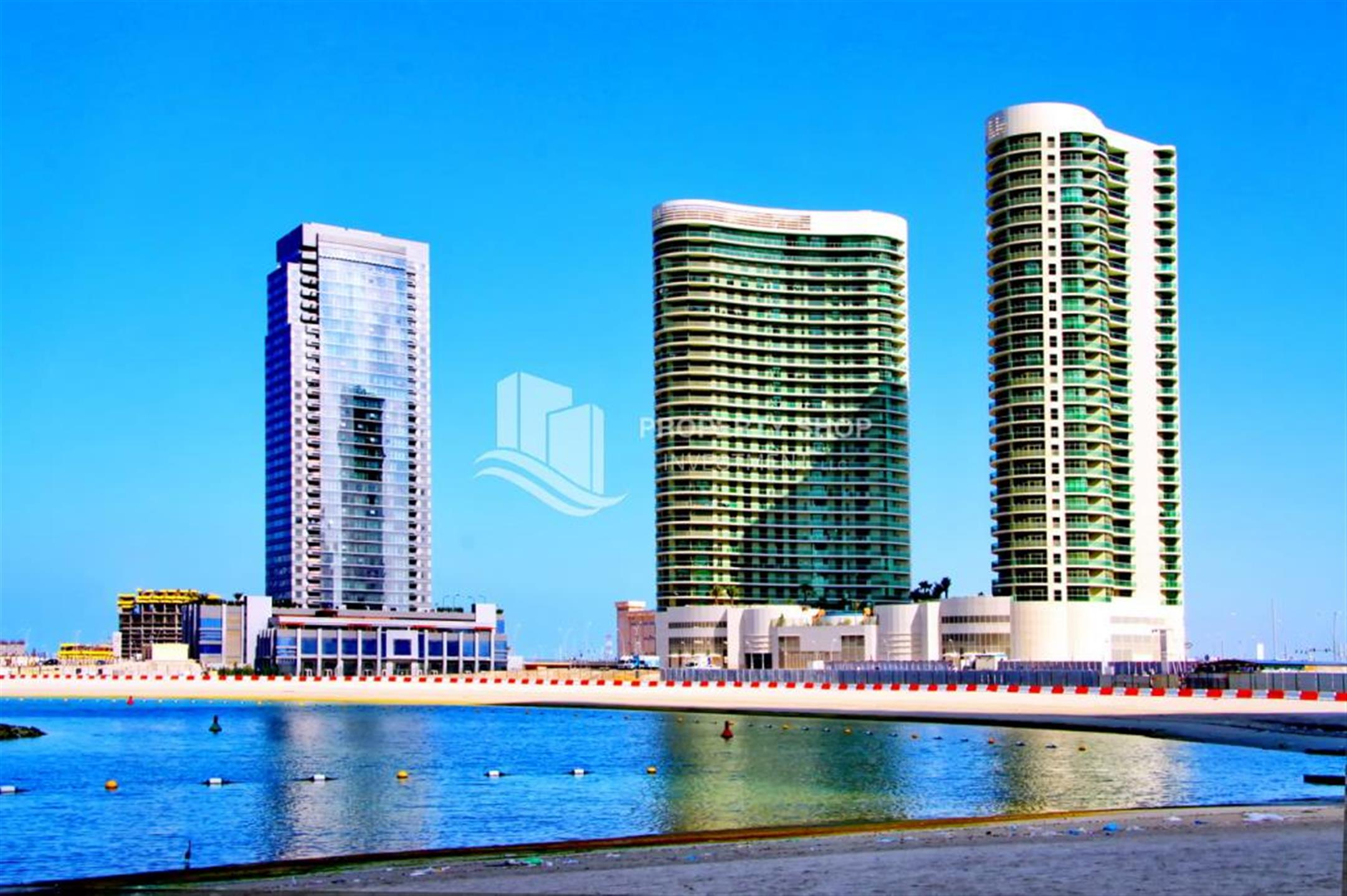 Beach Towers