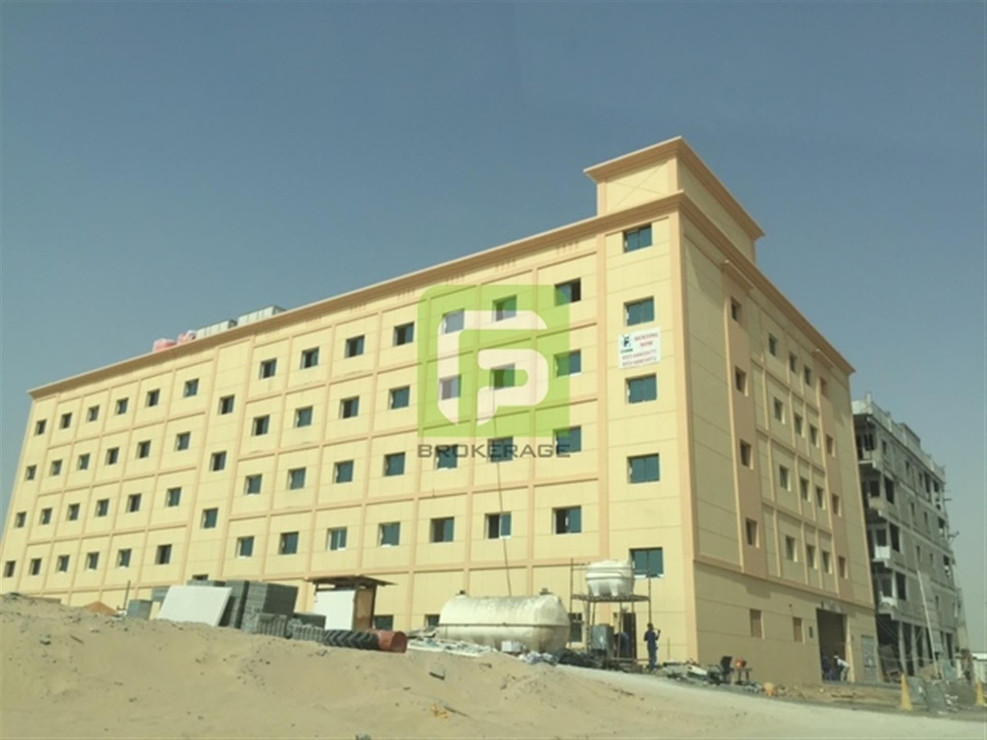 Labour Camp on lease now  in Jebel Ali 3