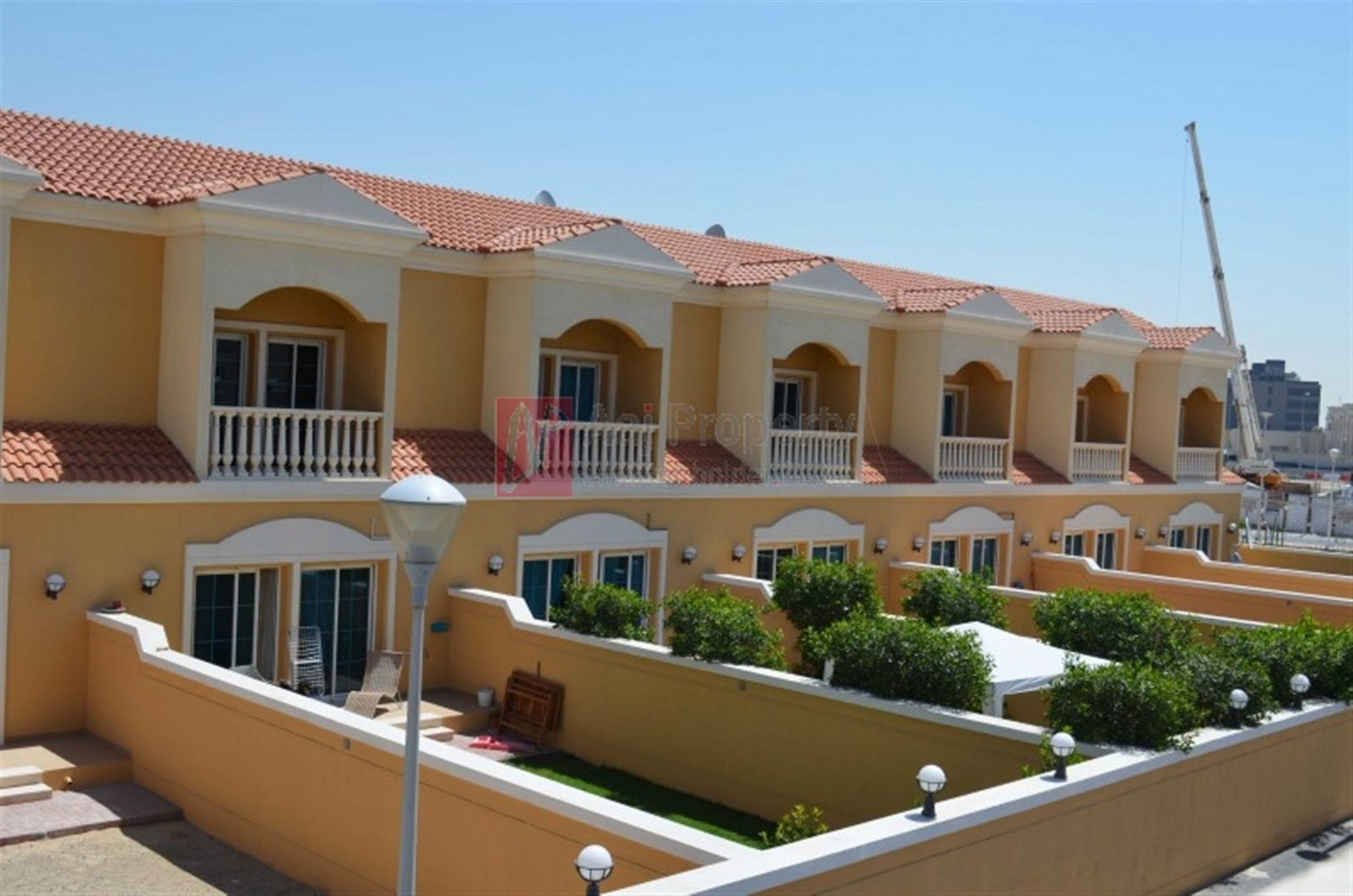 Residential Houses/Villa, for Sale in United Arab Emirates, Dubai, Jumeirah Village Circle