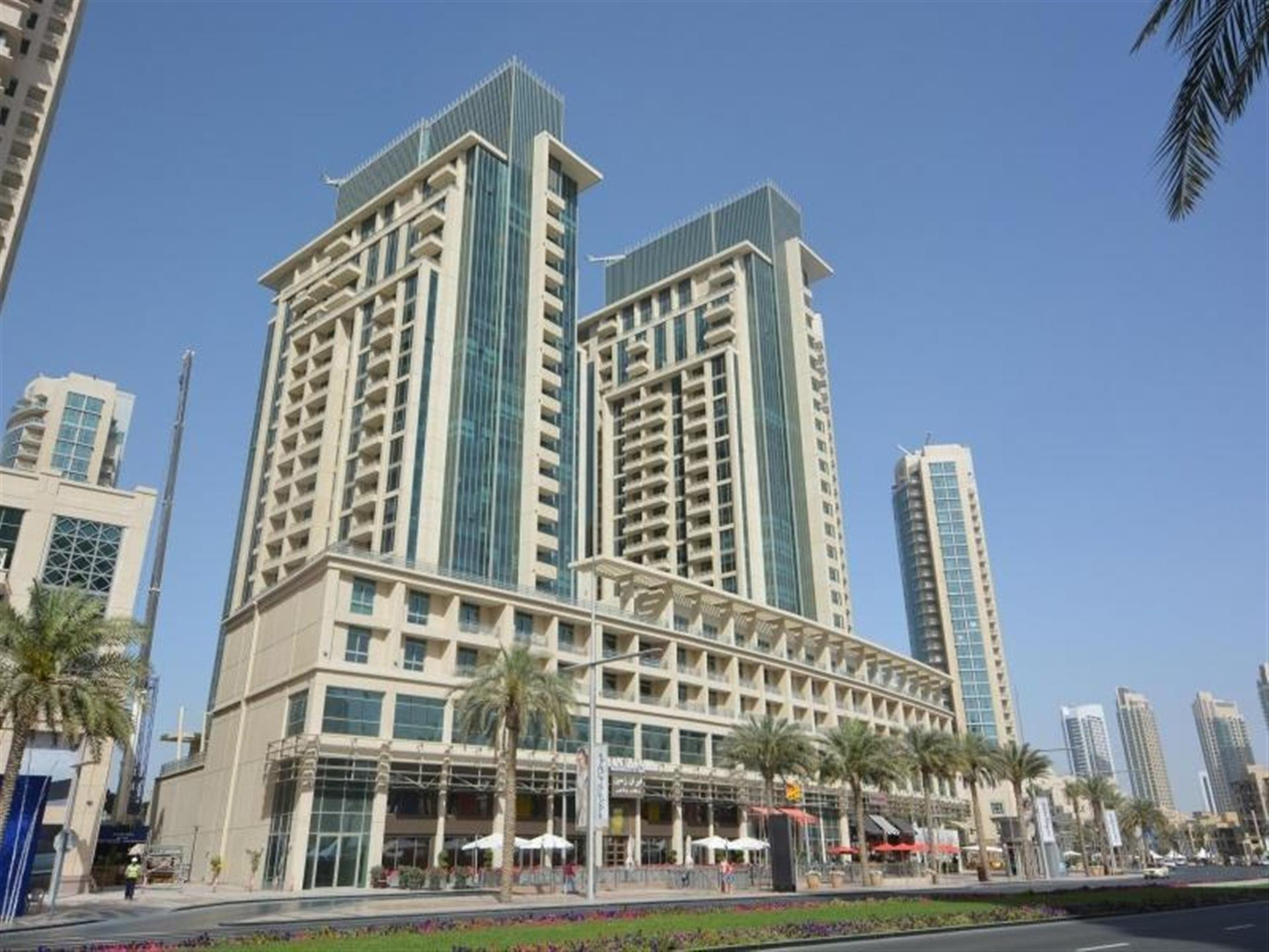 Boulevard Central Tower 2