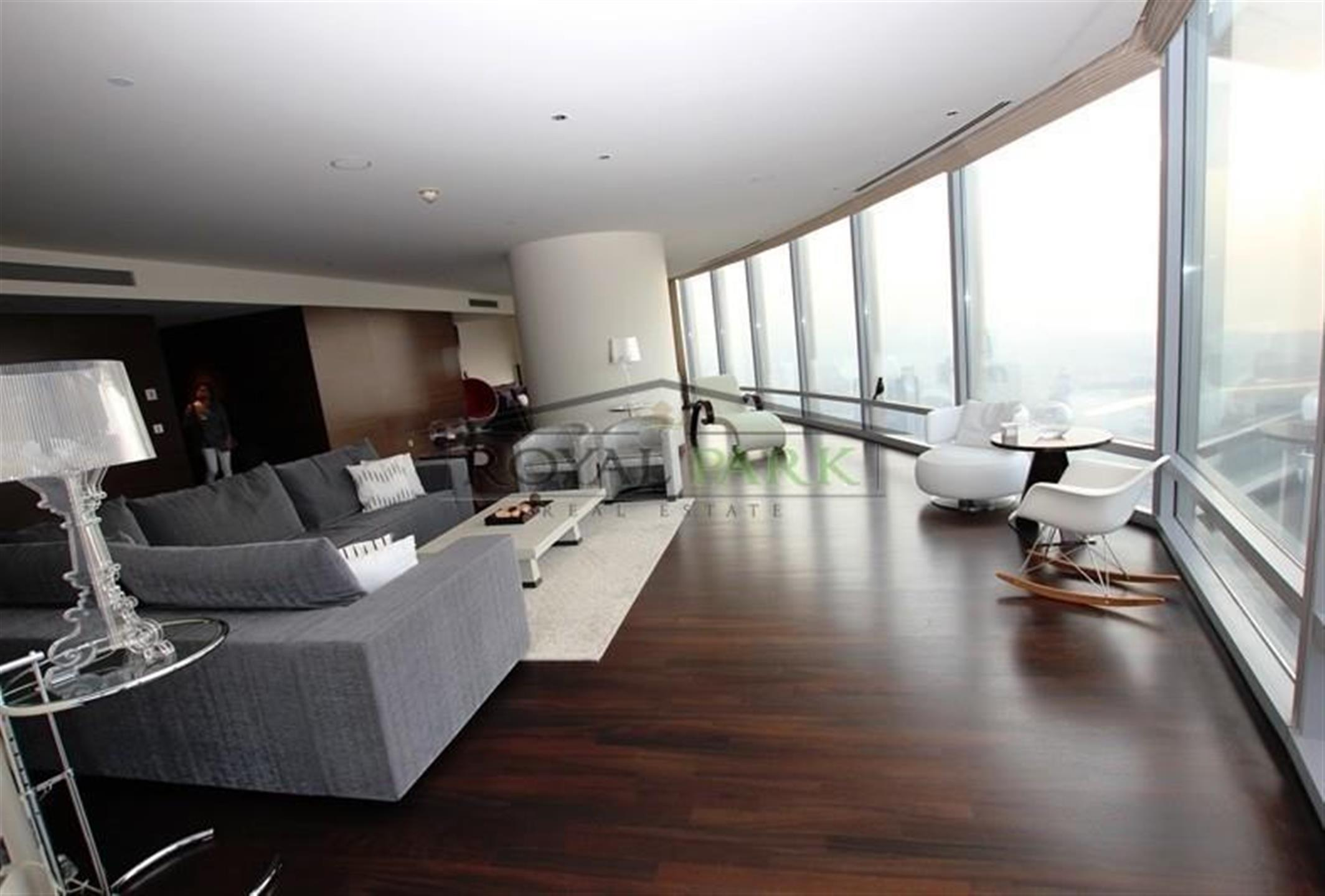 Unforgettable Ocean And Dubai City View, Rare Unit 4br With Iconic Address.