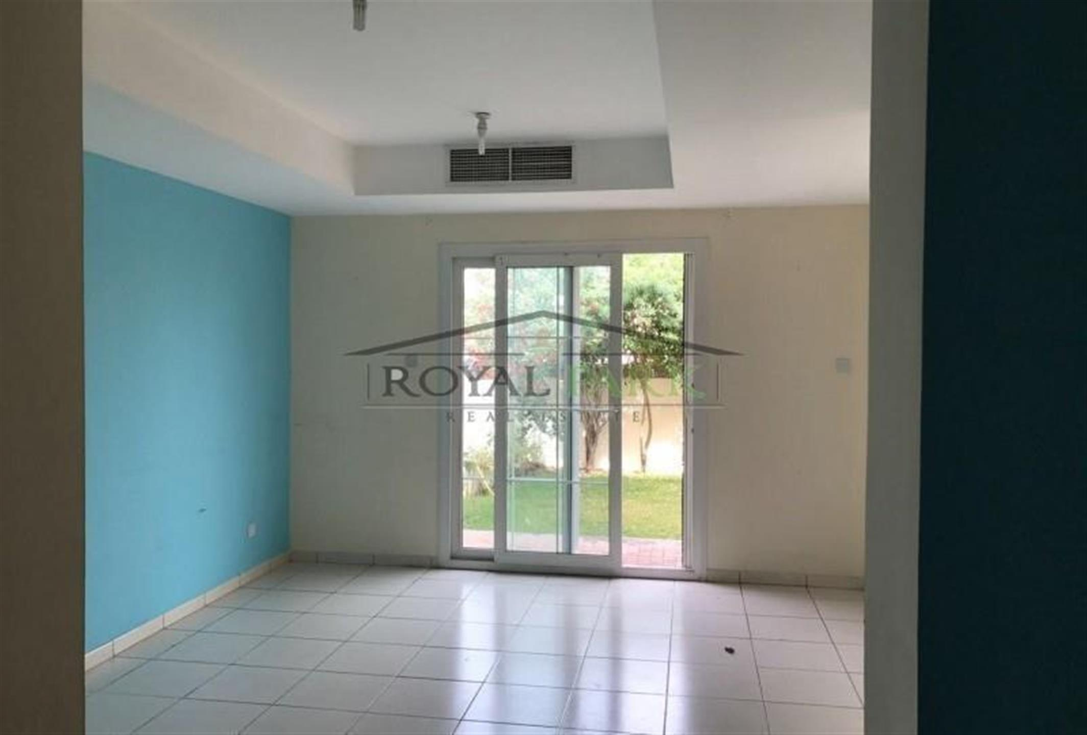 Road View  2 Br + Study Room For Sale  In Springs 7
