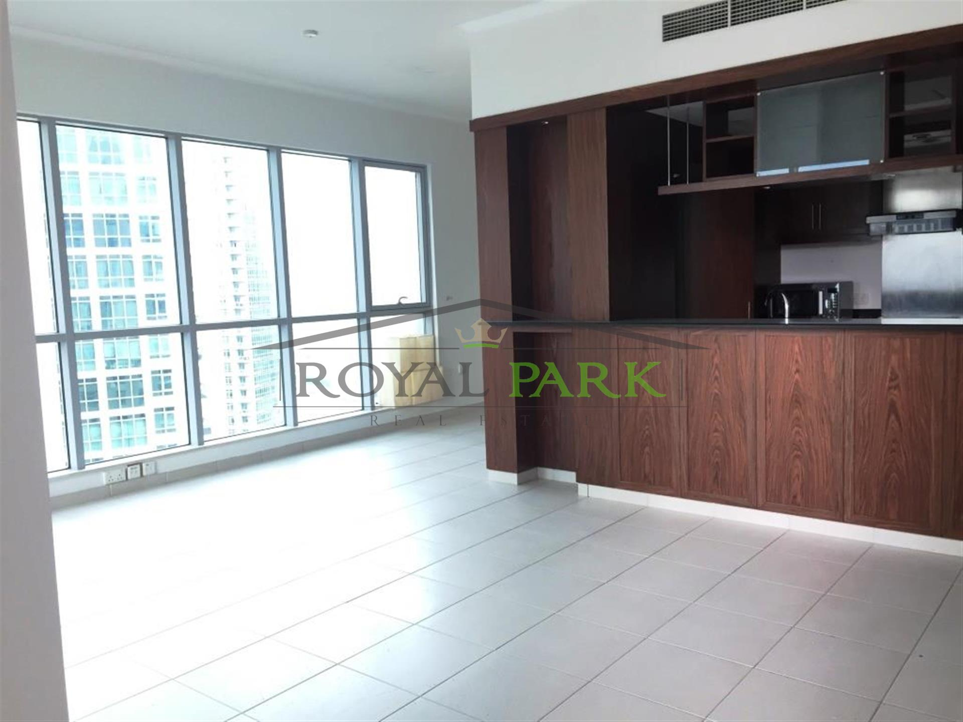 2 Br Unfurnished @ The Residences 6 For Rent