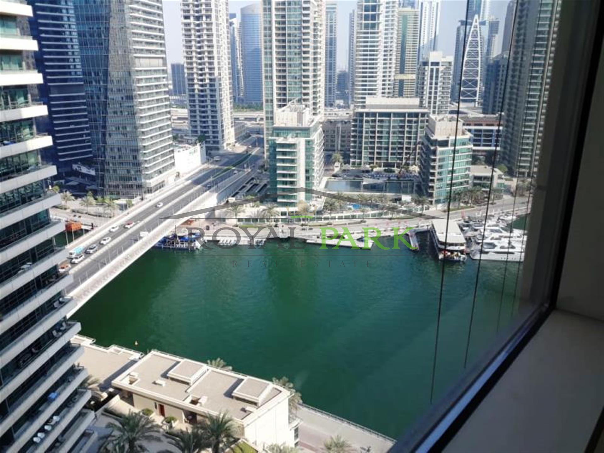 Motivated Seller 1br Marina View In Al Sahab-1