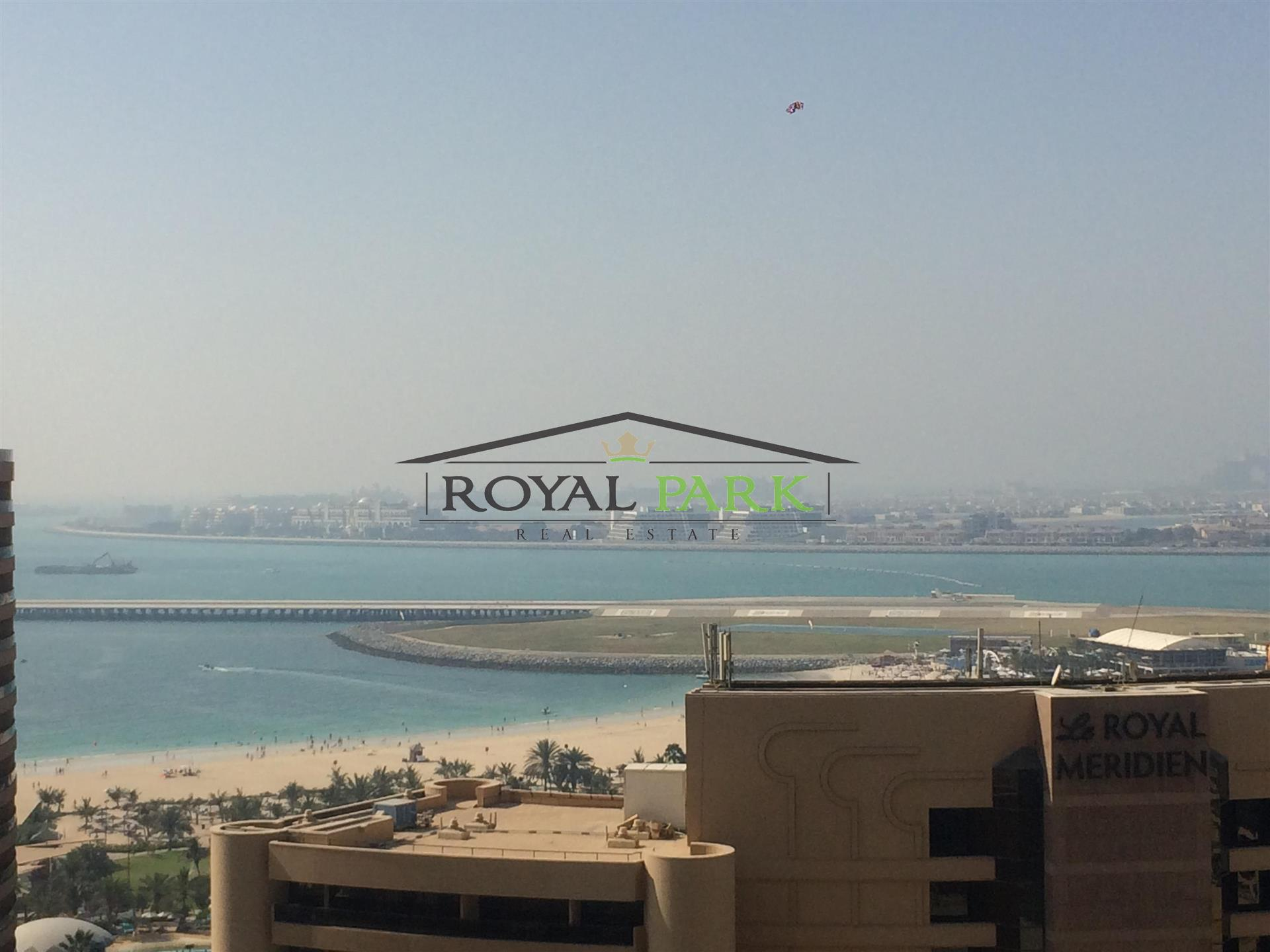 Sea View - 2br For Sale In Trident Grand Residence Dubai Marina