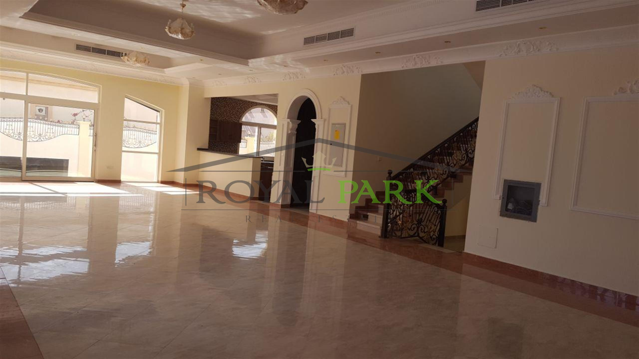 6br En-Suite + Maid And Driver Room In Al Barsha 2