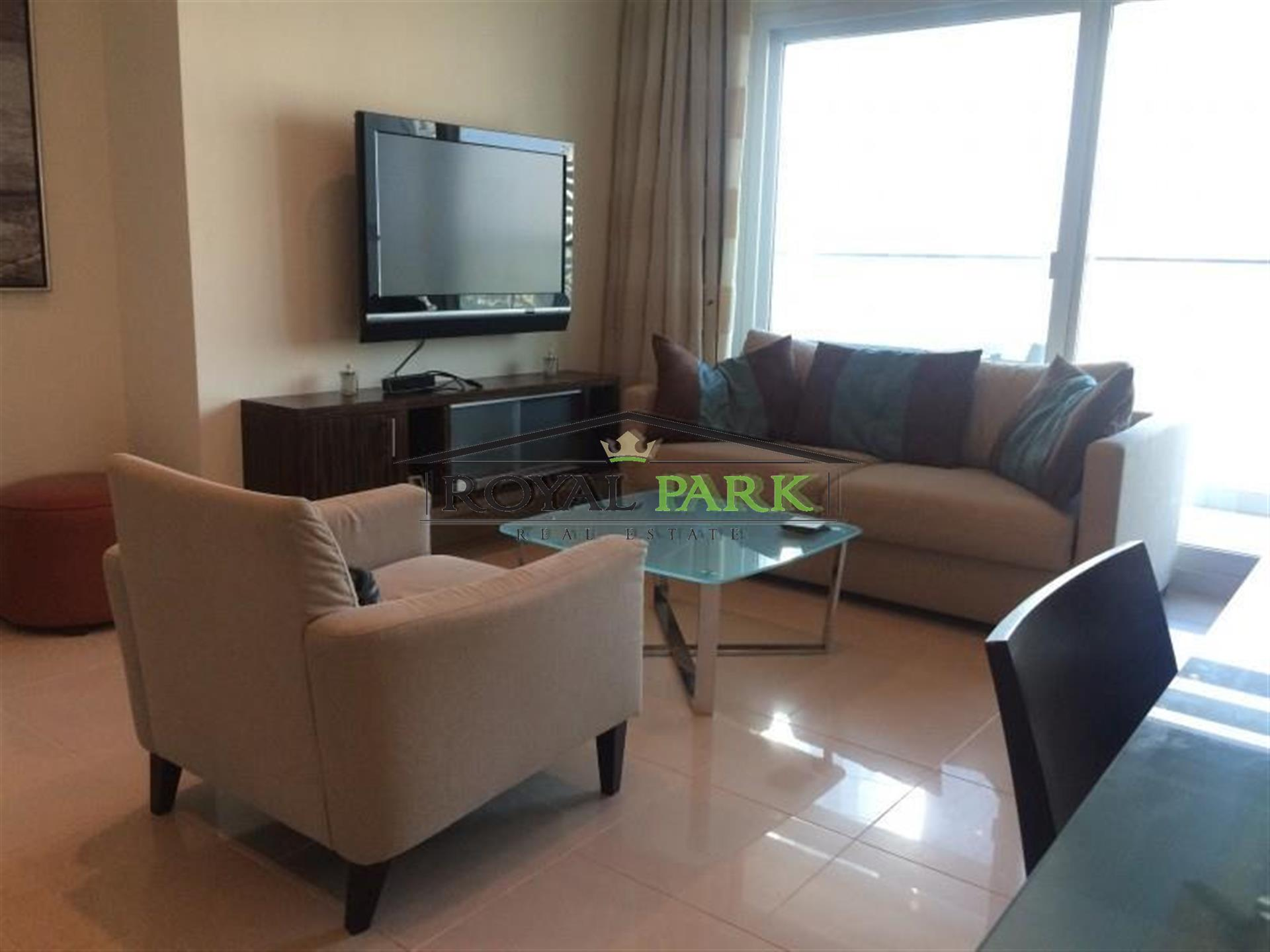 2 Car Parks | Furnished | 2br For Rent Bonnington Tower Jlt
