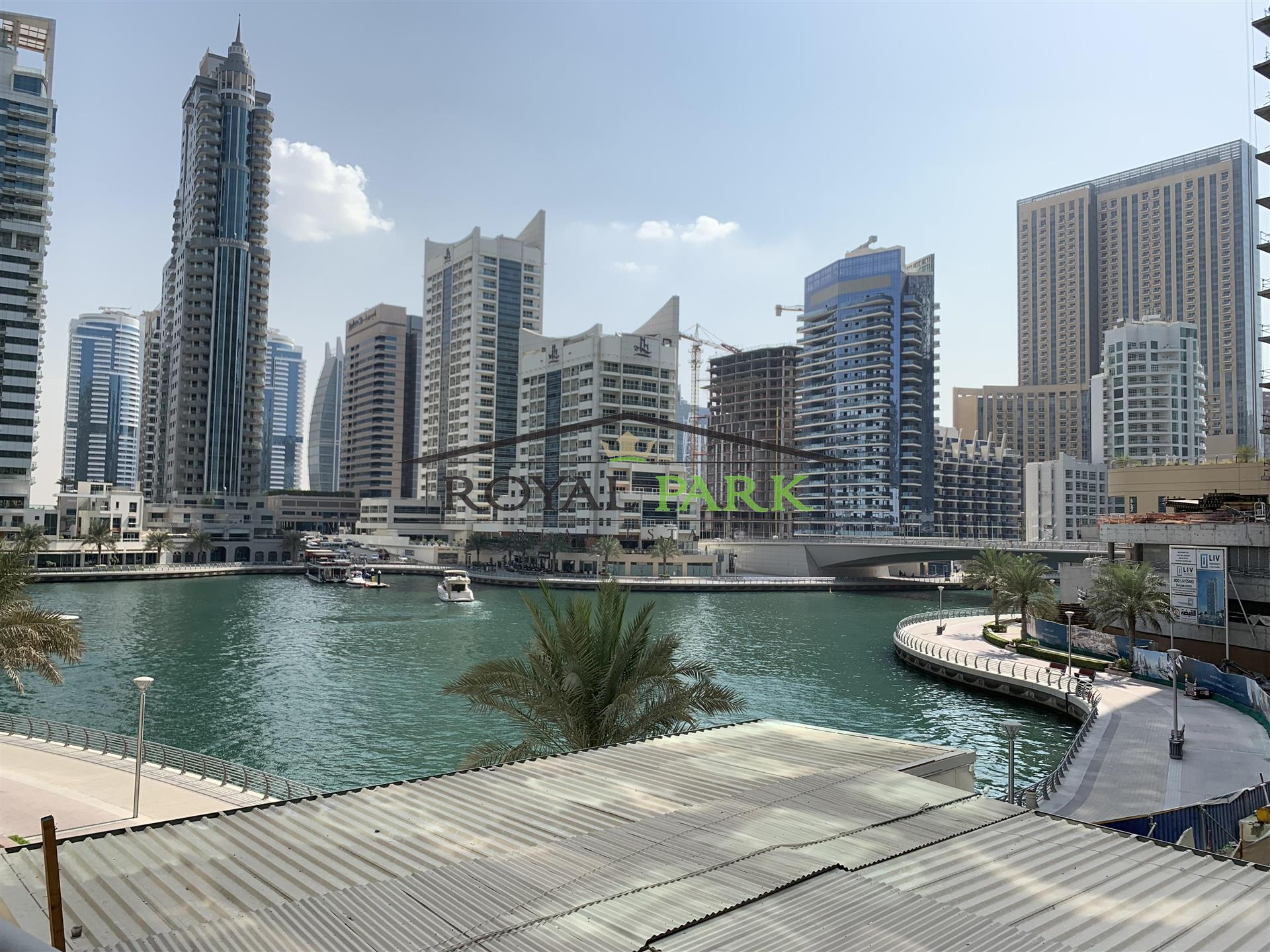 Partial Marina View - 1br In Sanibel Park Island Dubai Marina
