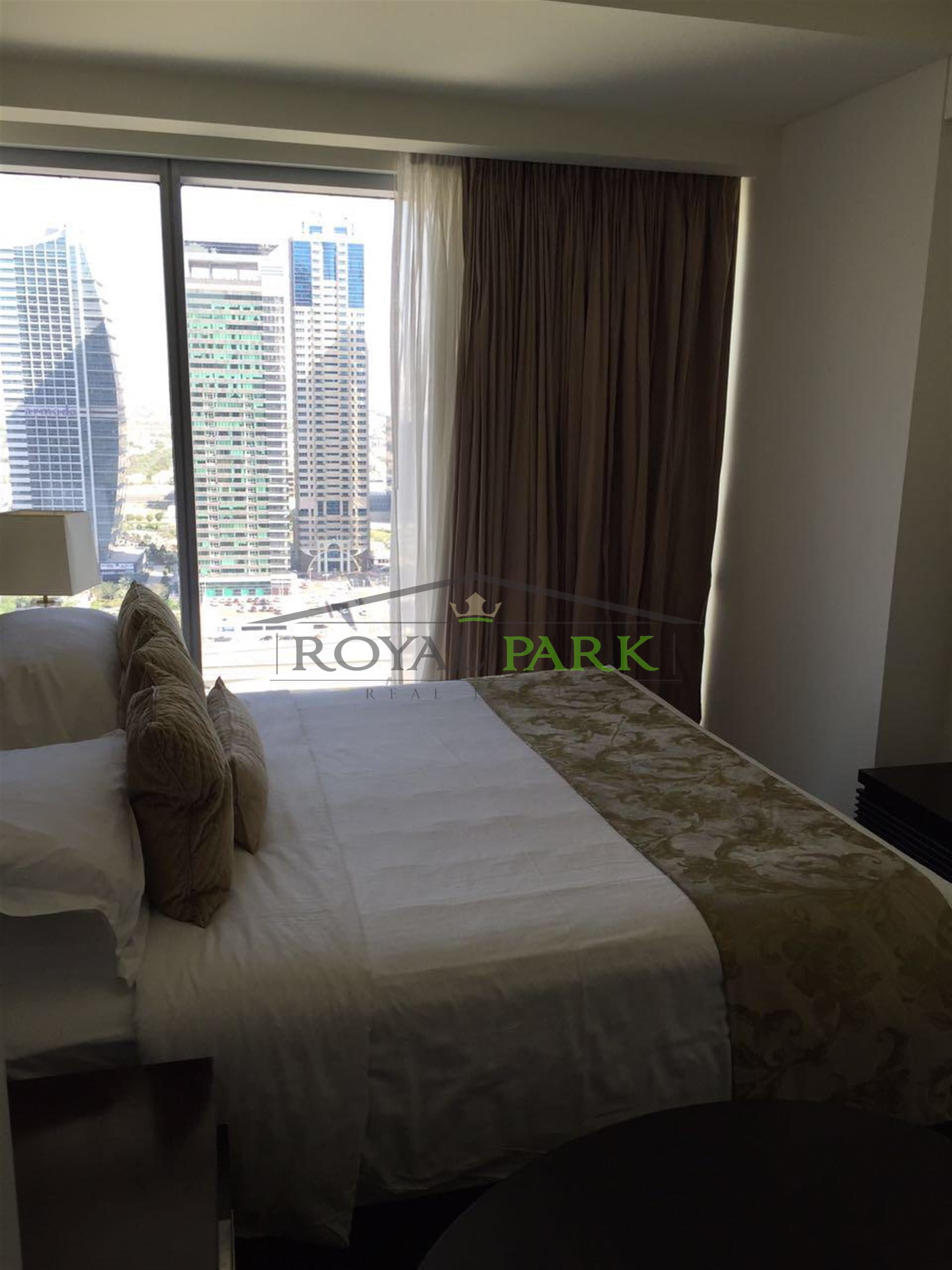 Furnished 1bedroom For Rent In Address Marina