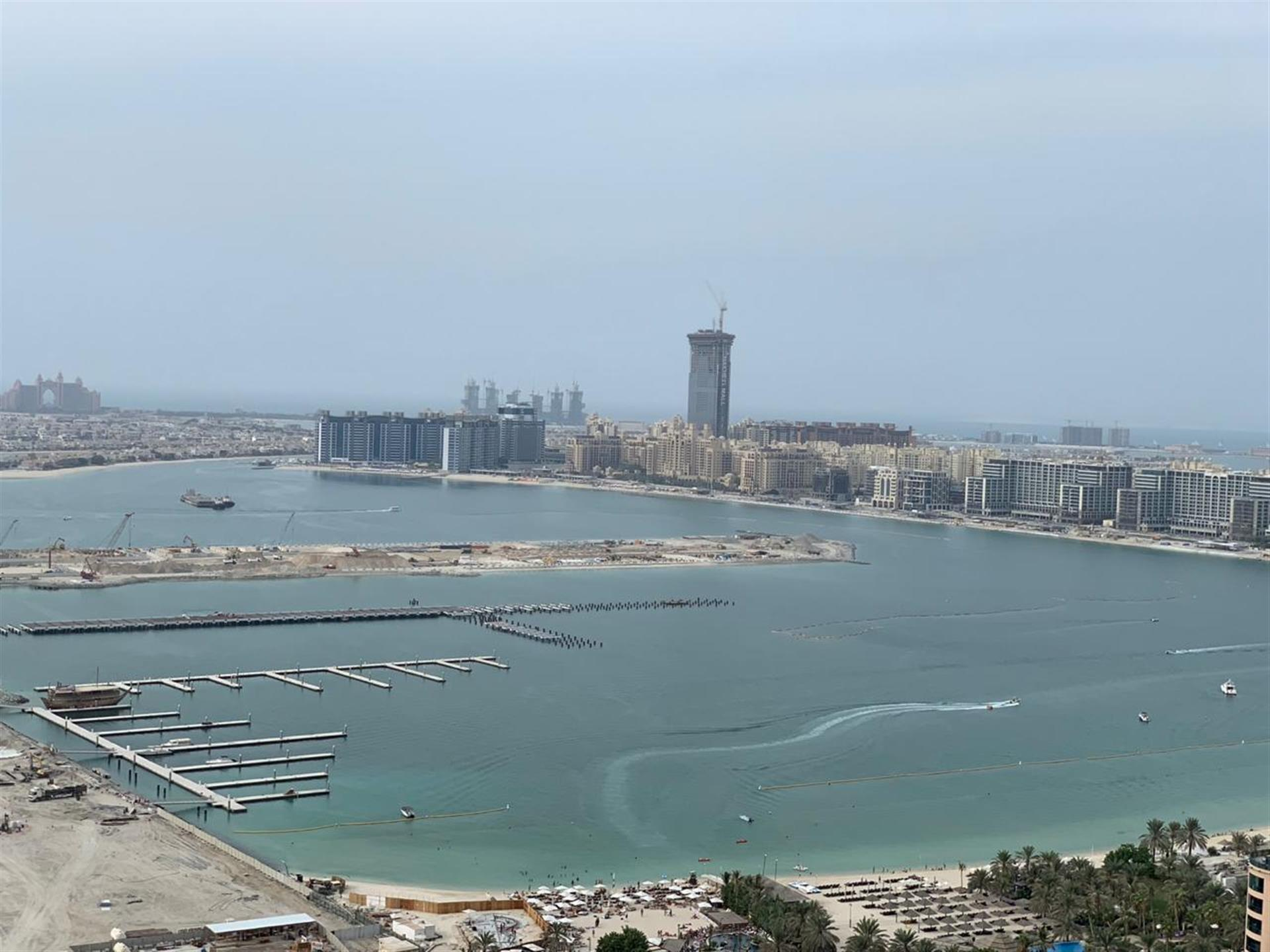 Full Sea View 2bedroom For Rent Dubai Marina