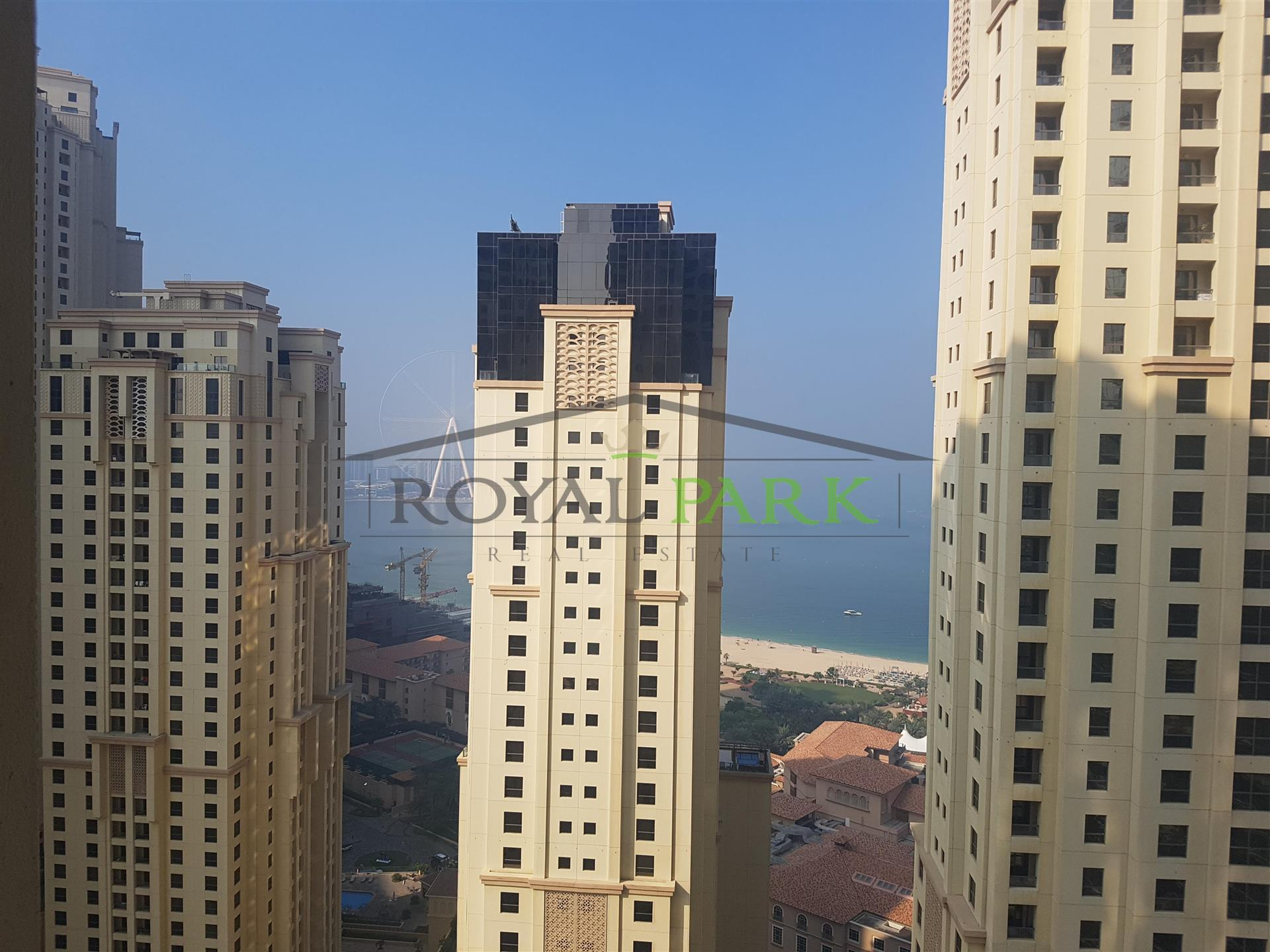 Hot! Vacant Sea, Dubai Eye View 3br Murjan