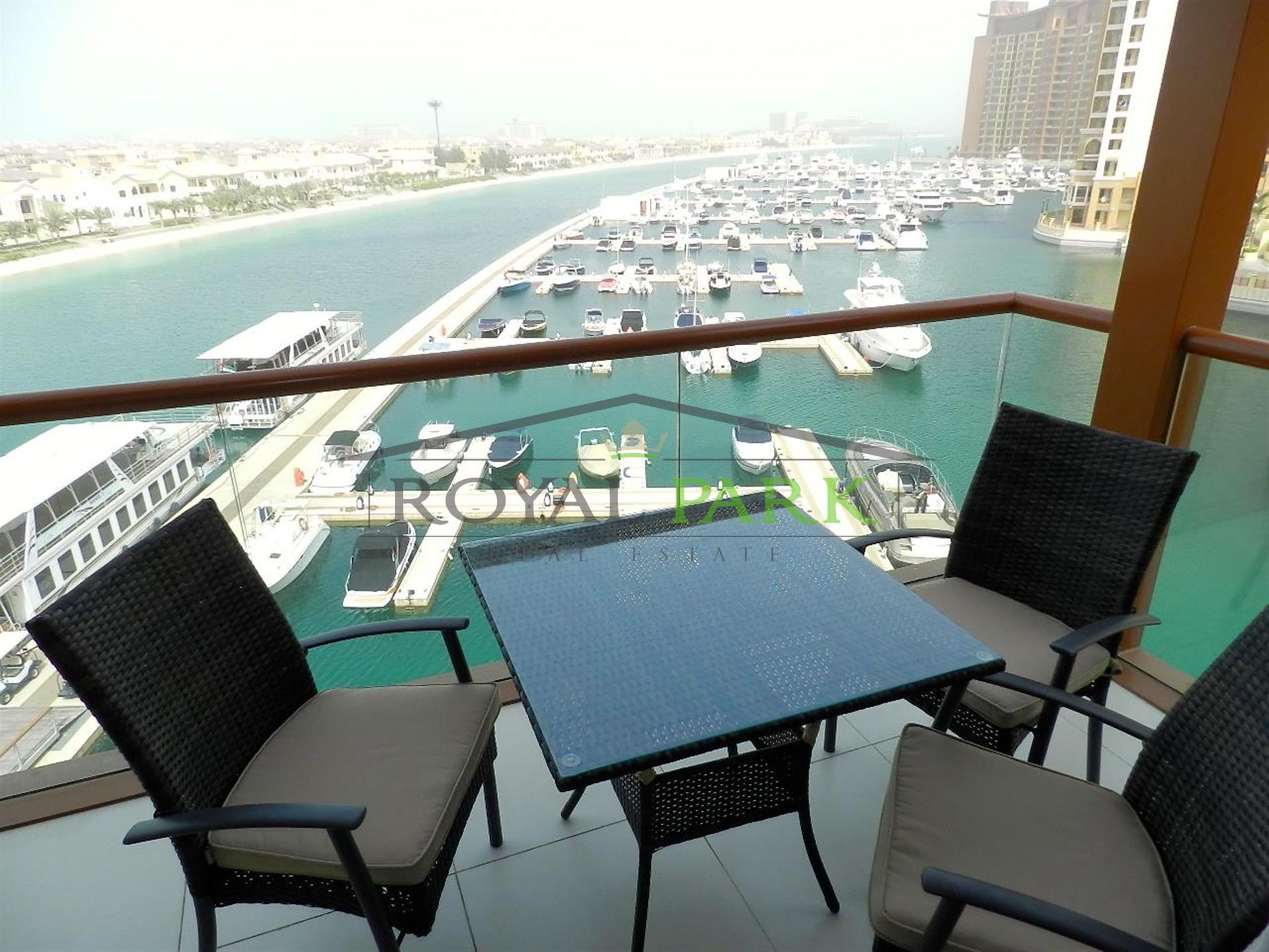 Studio Apartment In Palm Views East For Sale.