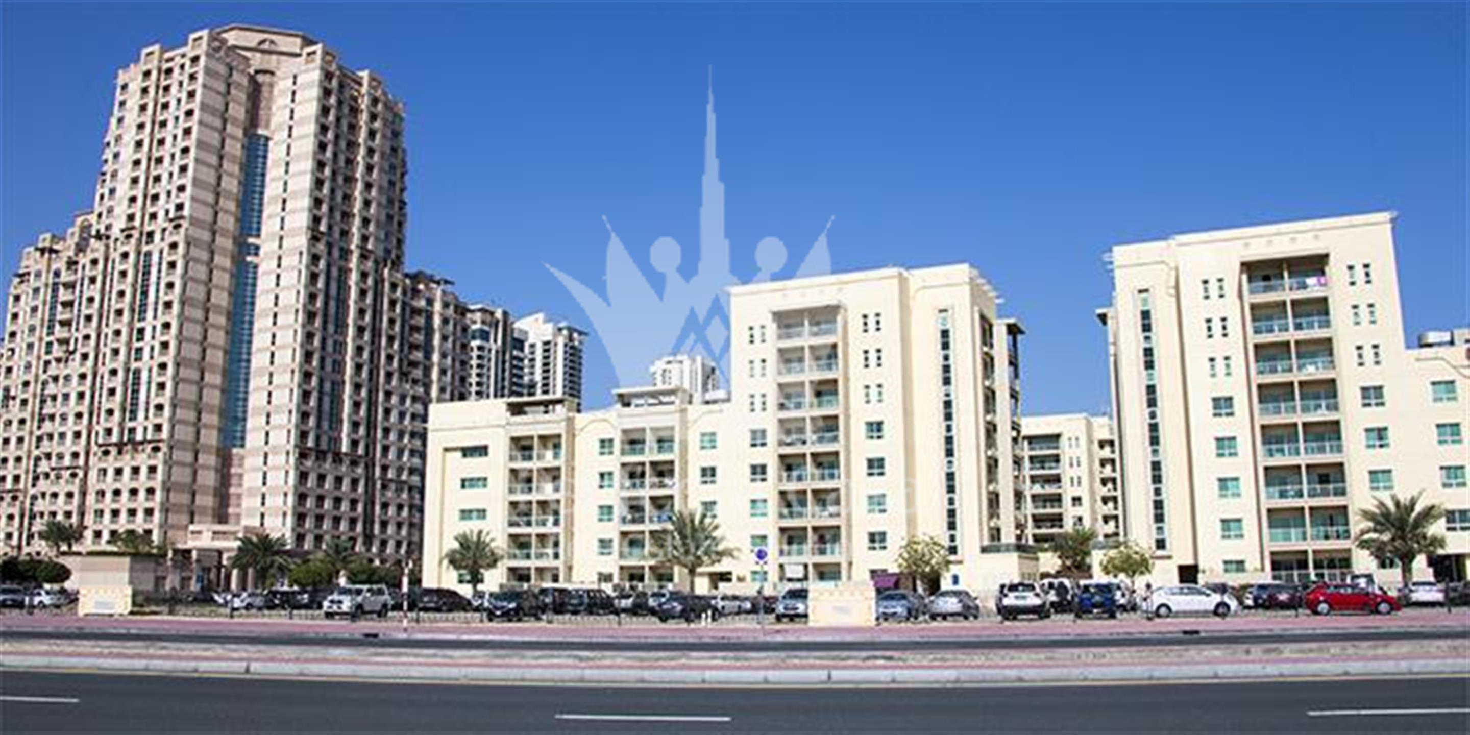 2 Bedroom Apartment in Al Alka with Pool View
