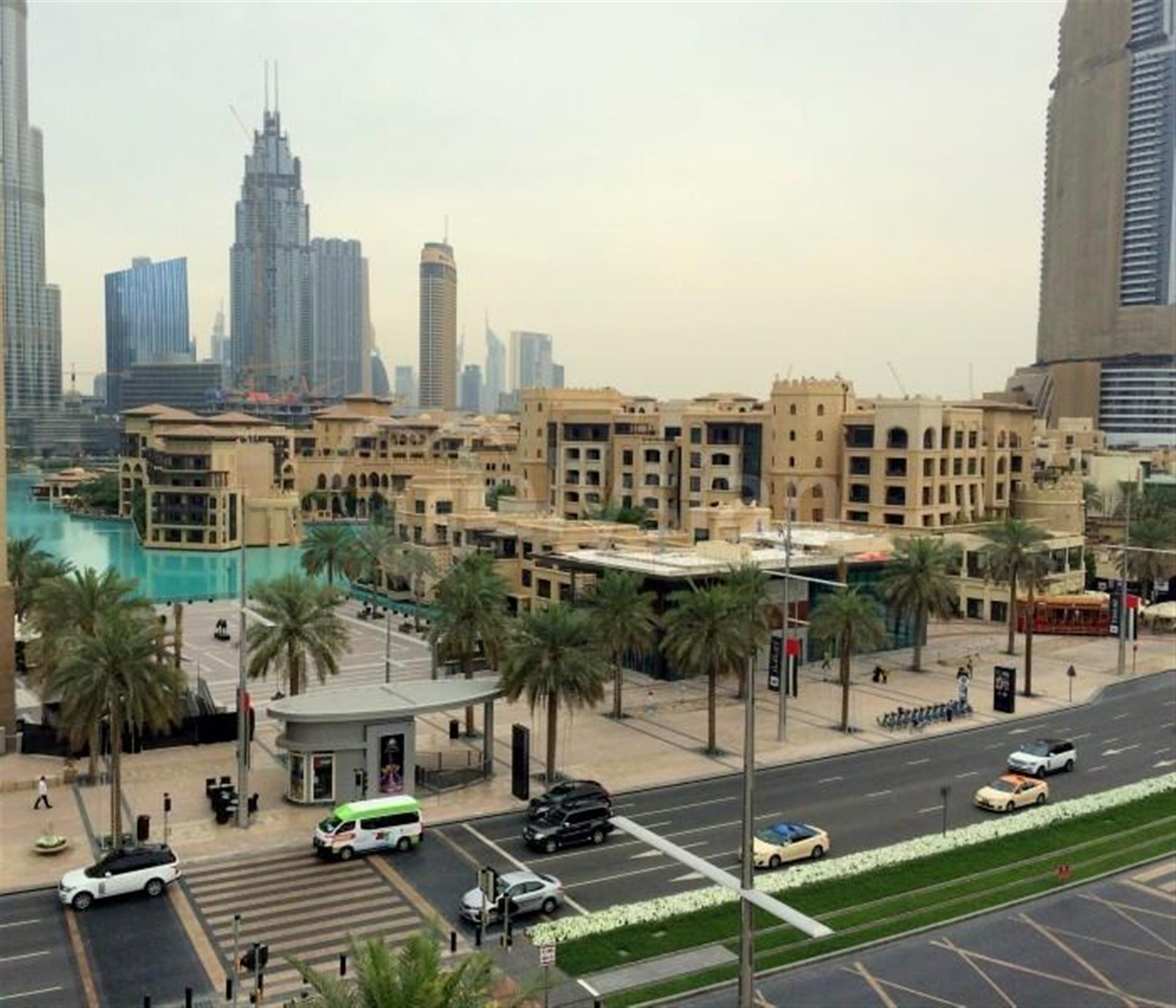 Property - Apartment for rent in Downtown- Dubai - Kamoon 3