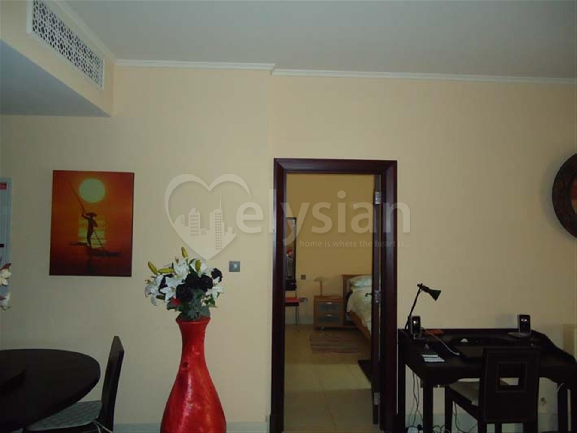 Semi-Furnished 1BR apt for sale in Yansoon 2 , Old town