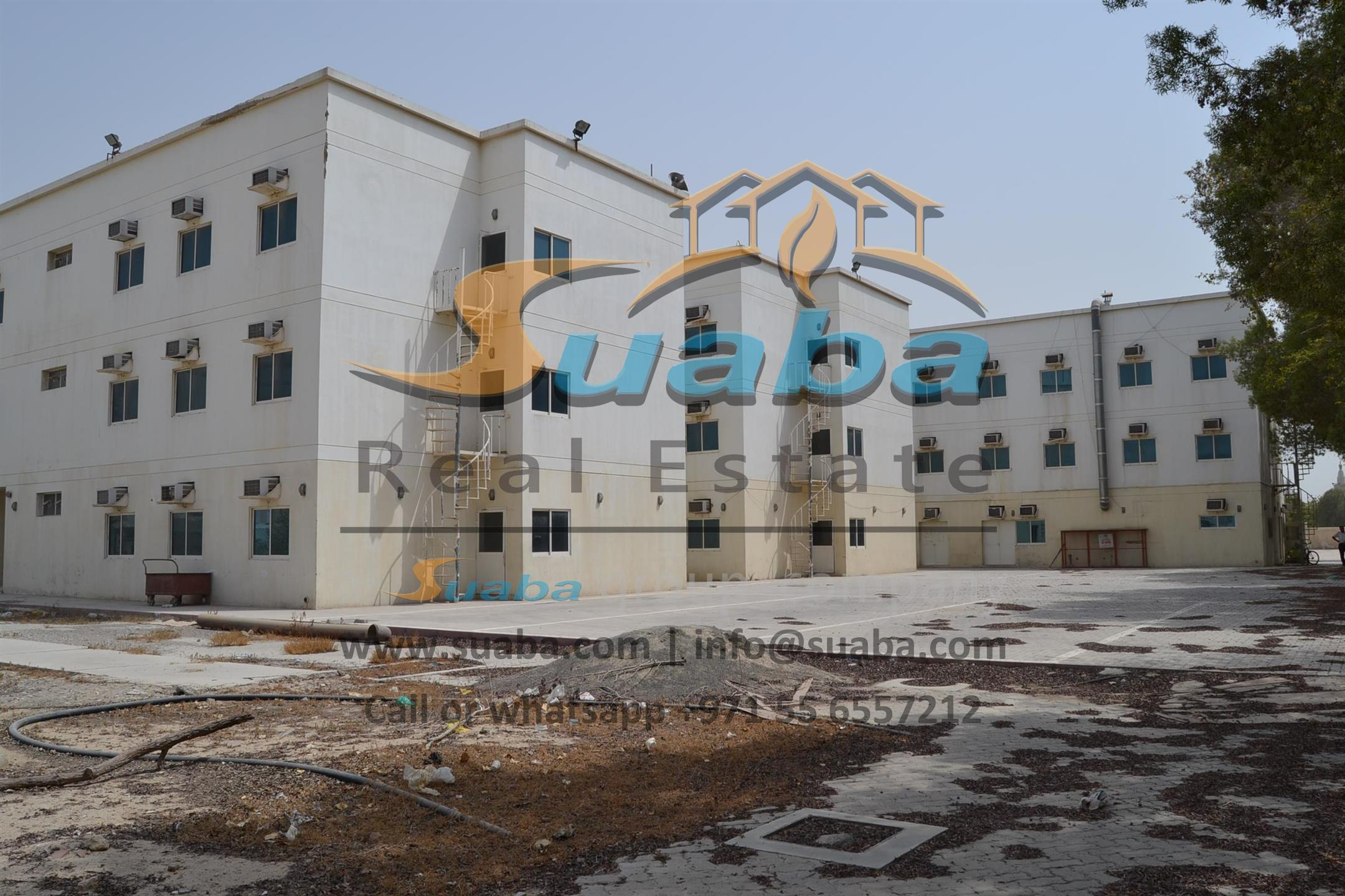 Commercial Staff Accommodation, for Sale in United Arab Emirates, Dubai, Al Muhaisnah