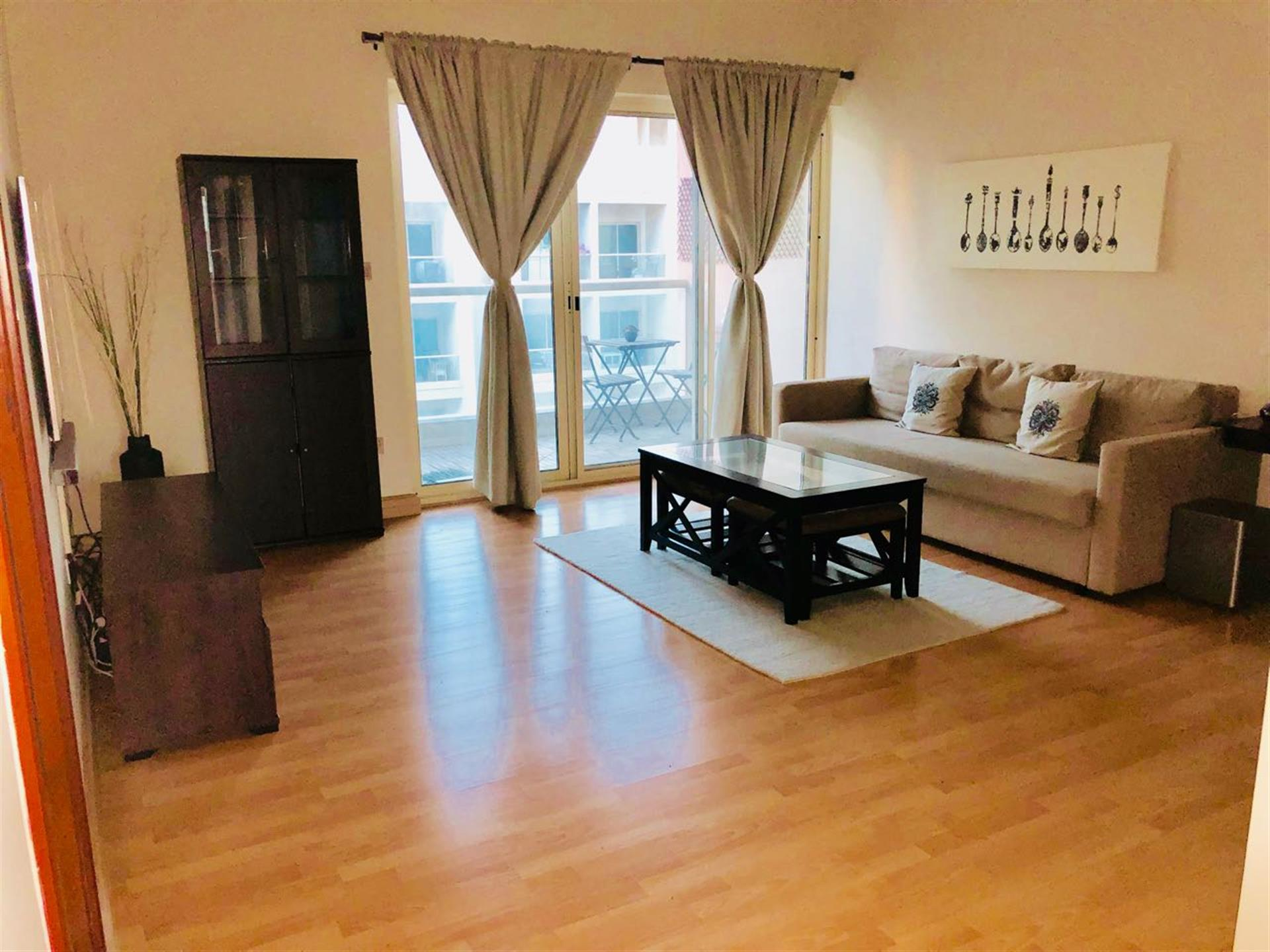 Amazing Fully Furnished 1 Bedroom In Greens 75k