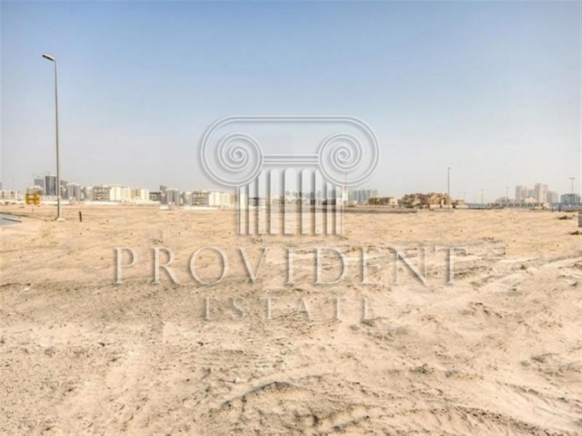 Mixed Use Plot, G+14 Permission in Arjan