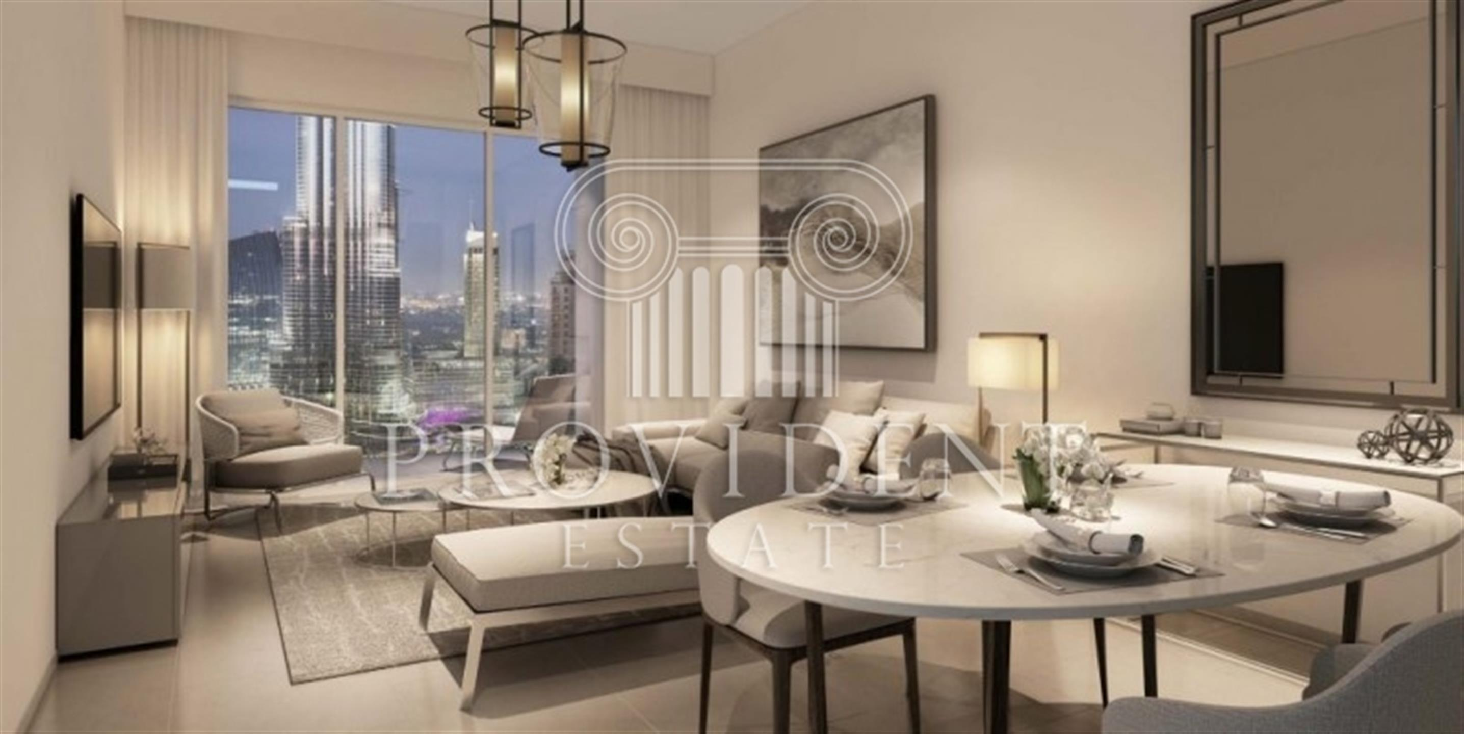 Property - Apartment for sale in Downtown- Dubai - Act One Act Two Towers