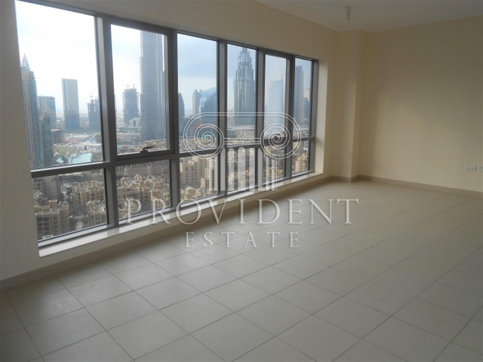 Property - Apartment for rent in Downtown- Dubai - South Ridge