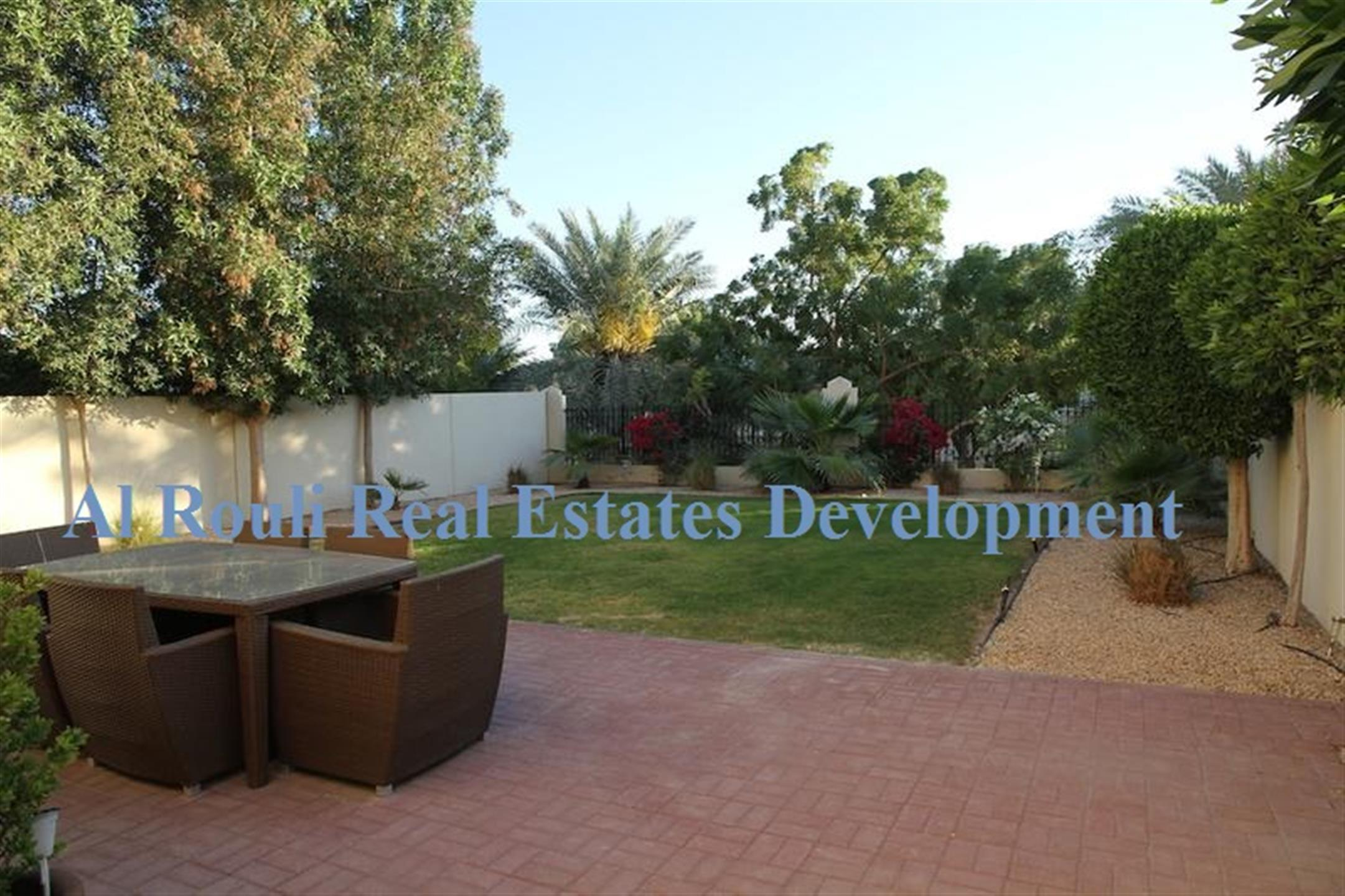 Type 2 3br+m+s Villa available for rent in Ghadeer 2, The Lakes