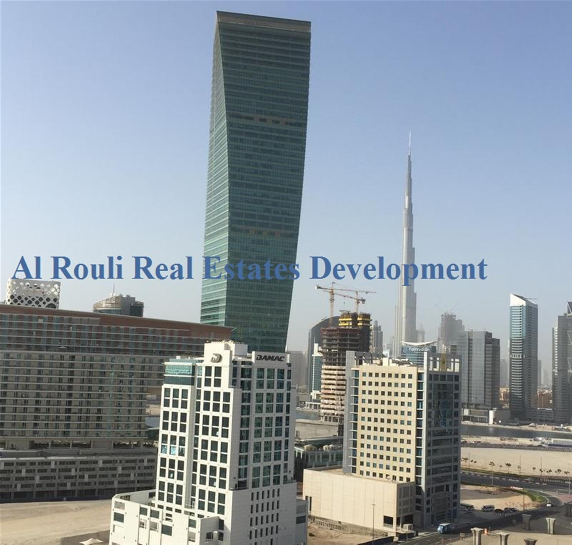 Property - Apartment for rent in Business Bay- Dubai -