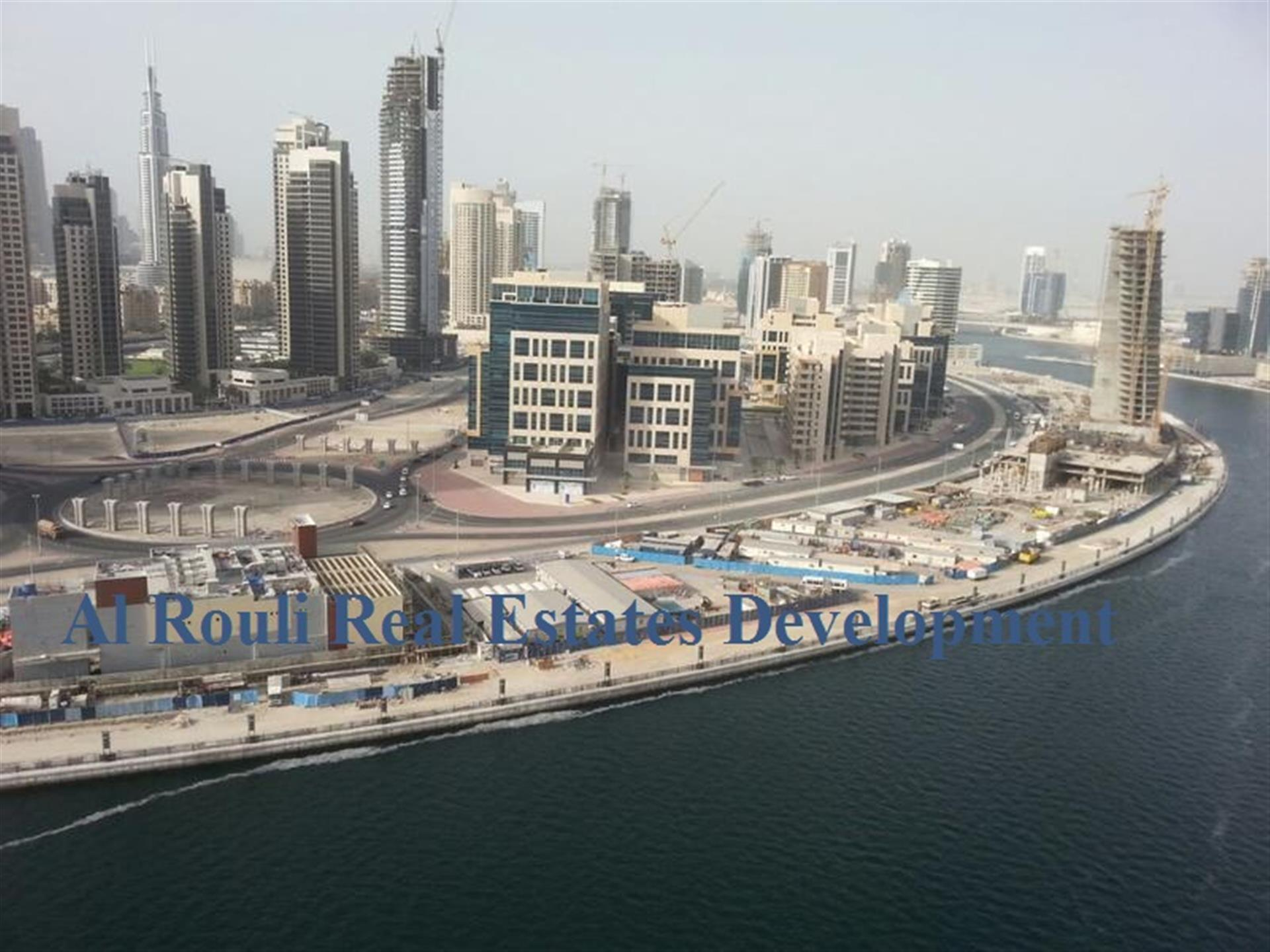 Amazing 2br apartment available for rent in Mayfair Tower & Residency, Business Bay