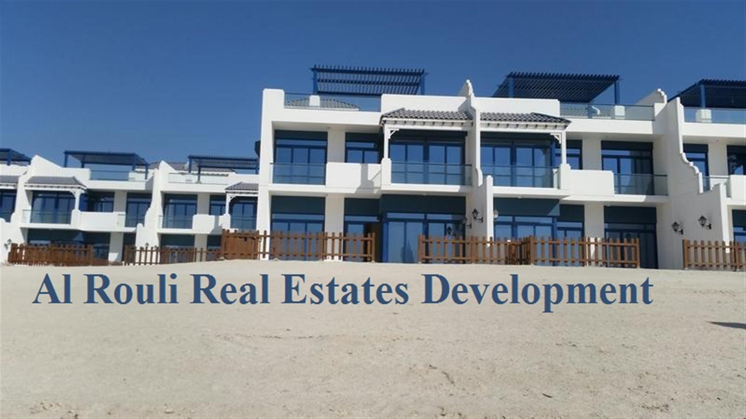 Property - Villa for rent in The Palm Jumeirah- Dubai - Townhouses