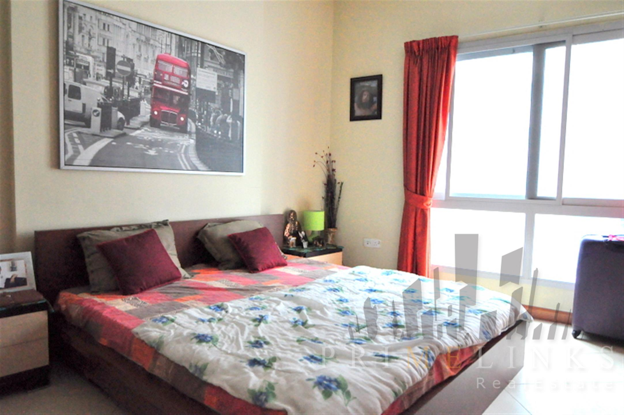 Two Bedrooms | Furnished | Balcony | Exclusive