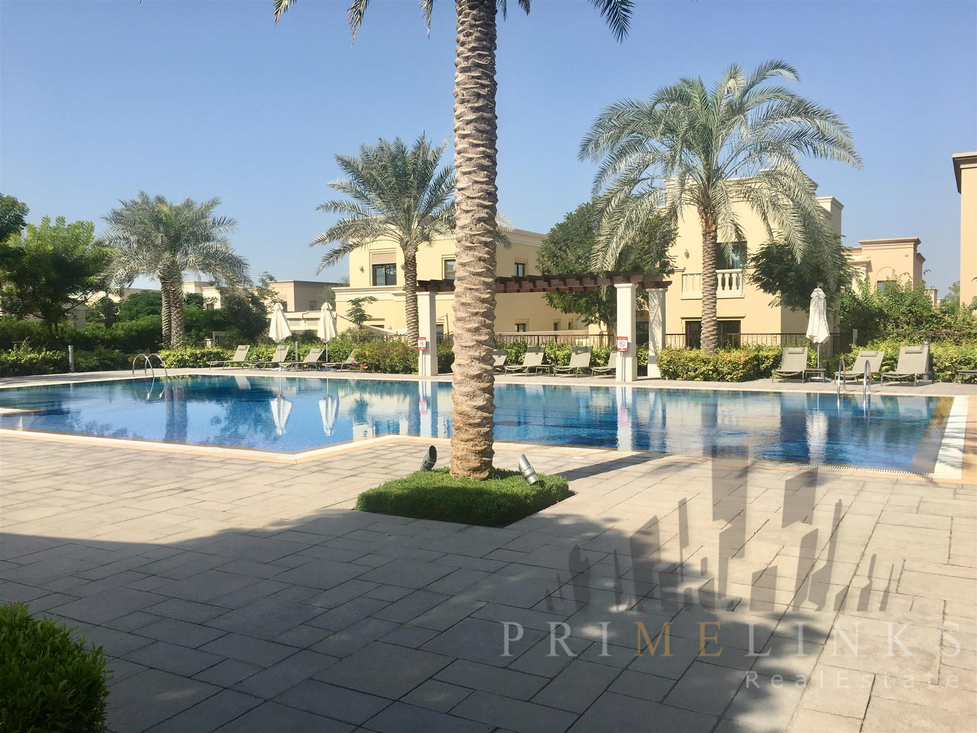 Outstanding location for Casa Arabian Ranches