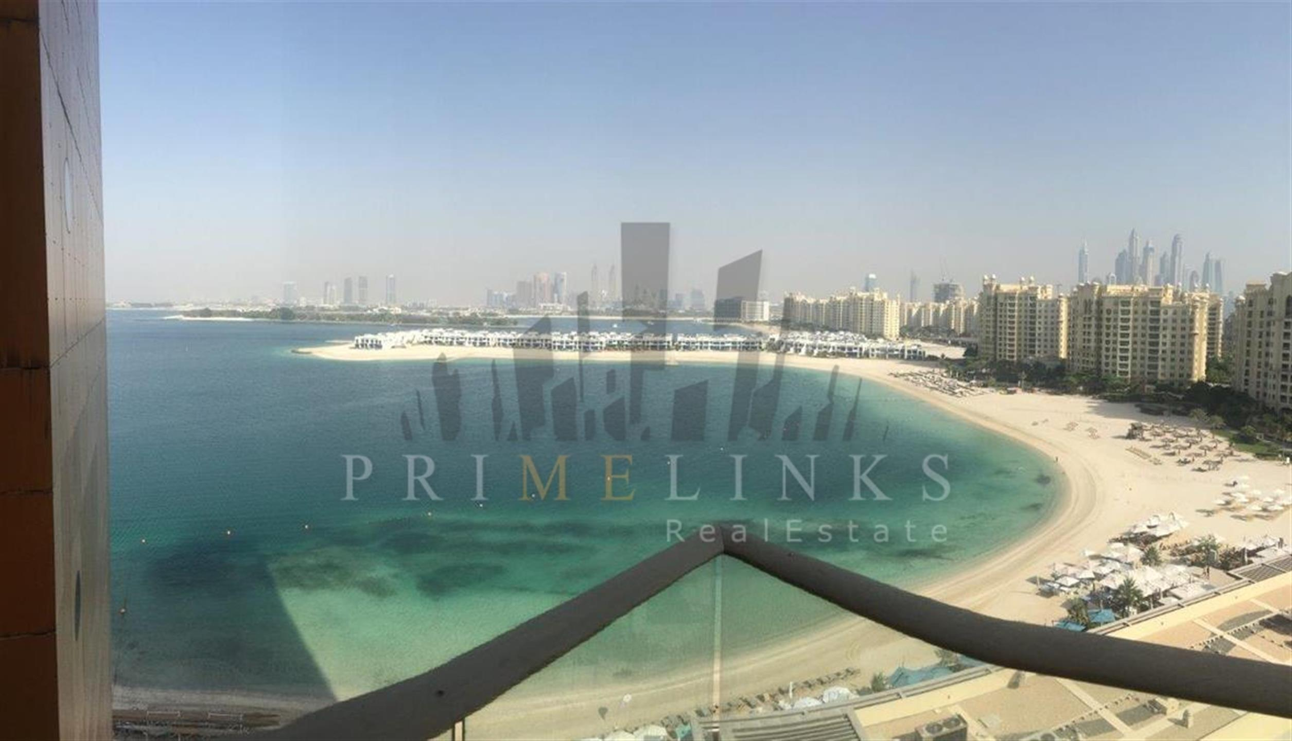 Breath-taking views must see 2 bedroom apartment plus study