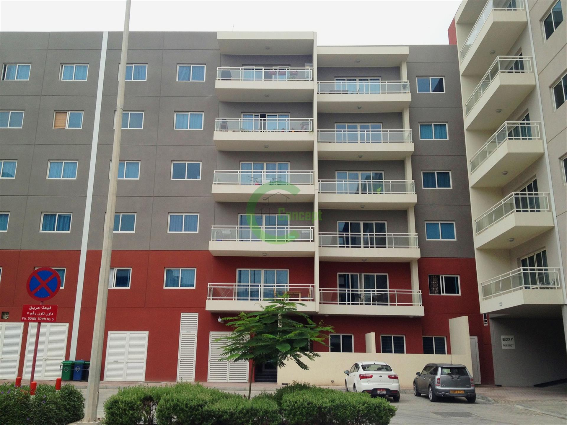 Largest Type 1br Apartment Semi Furnished