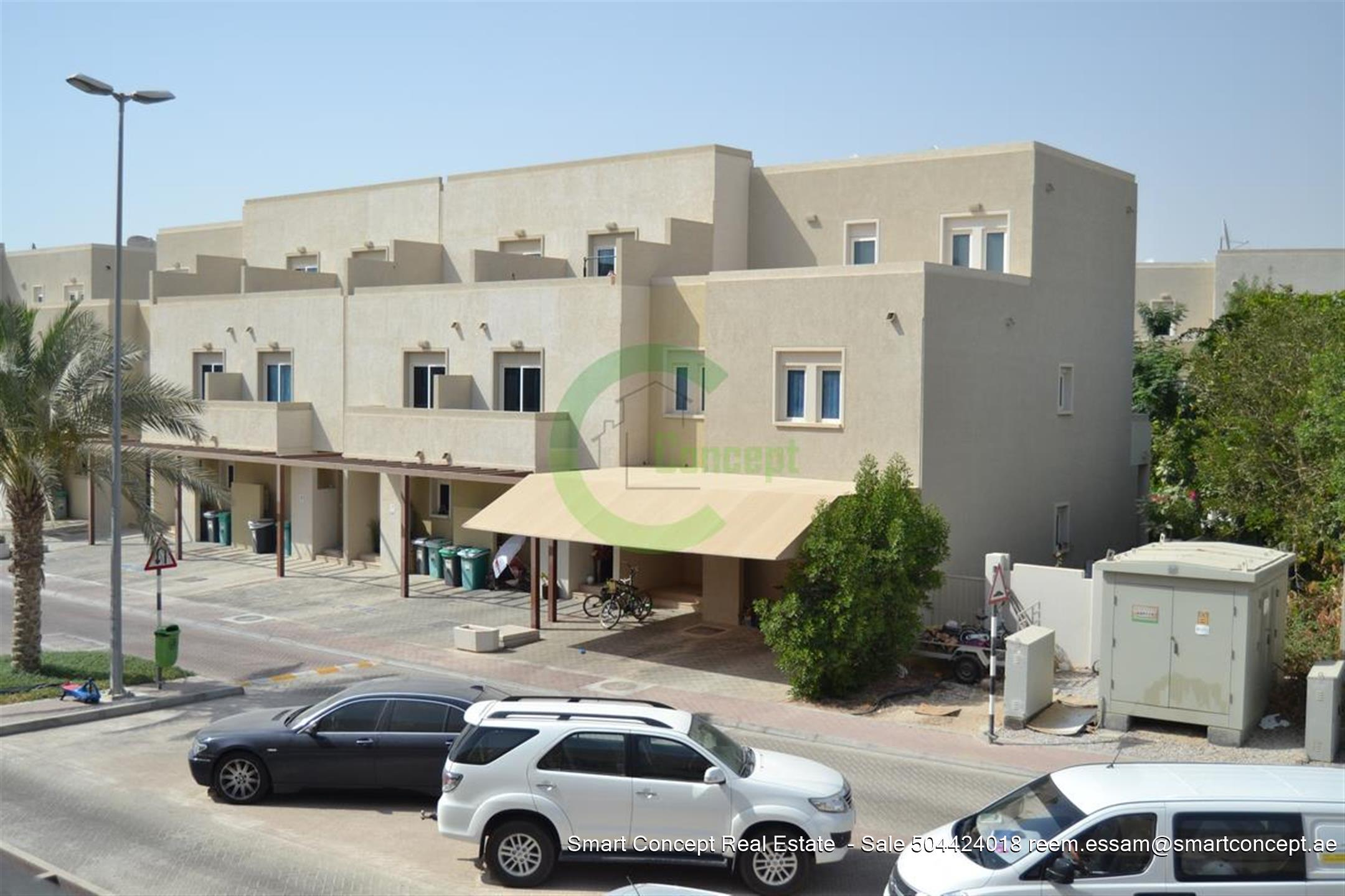 4 Bedroom Villa W/ Maids Room In Al Reef