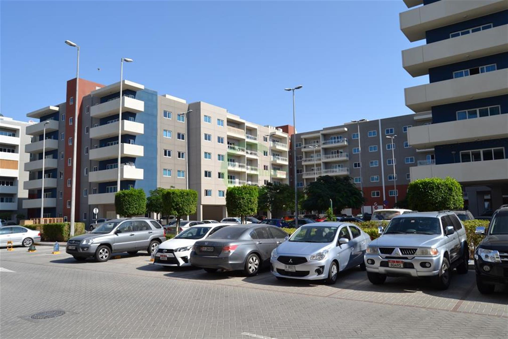 Perfect For Investment,1br Apt In Al Reef