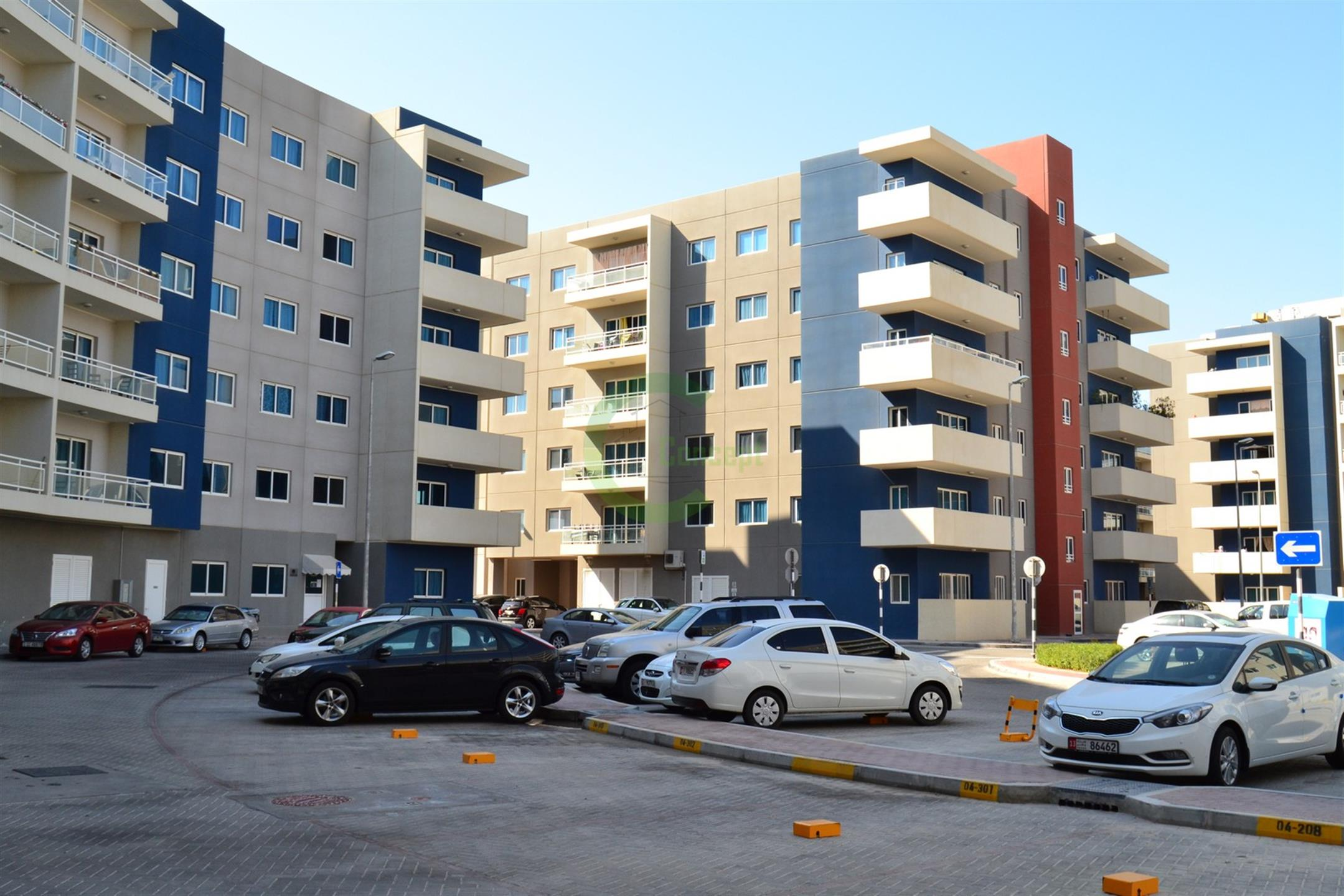 Hot Offer! 2br Type A Partial Street View