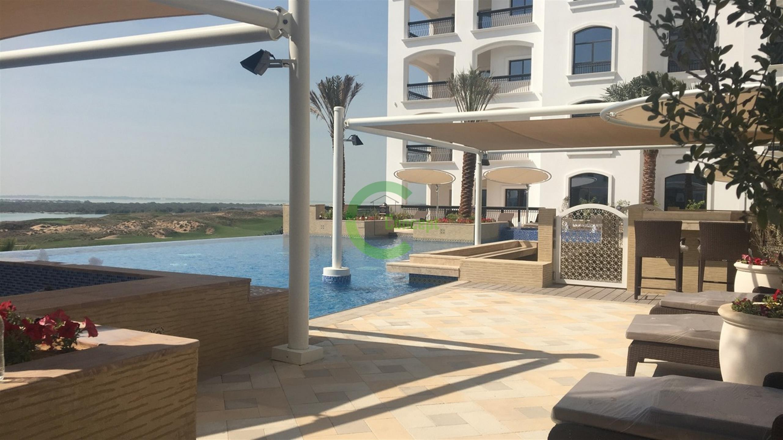 Luxurious 1br Apt. In Yas Island Available.