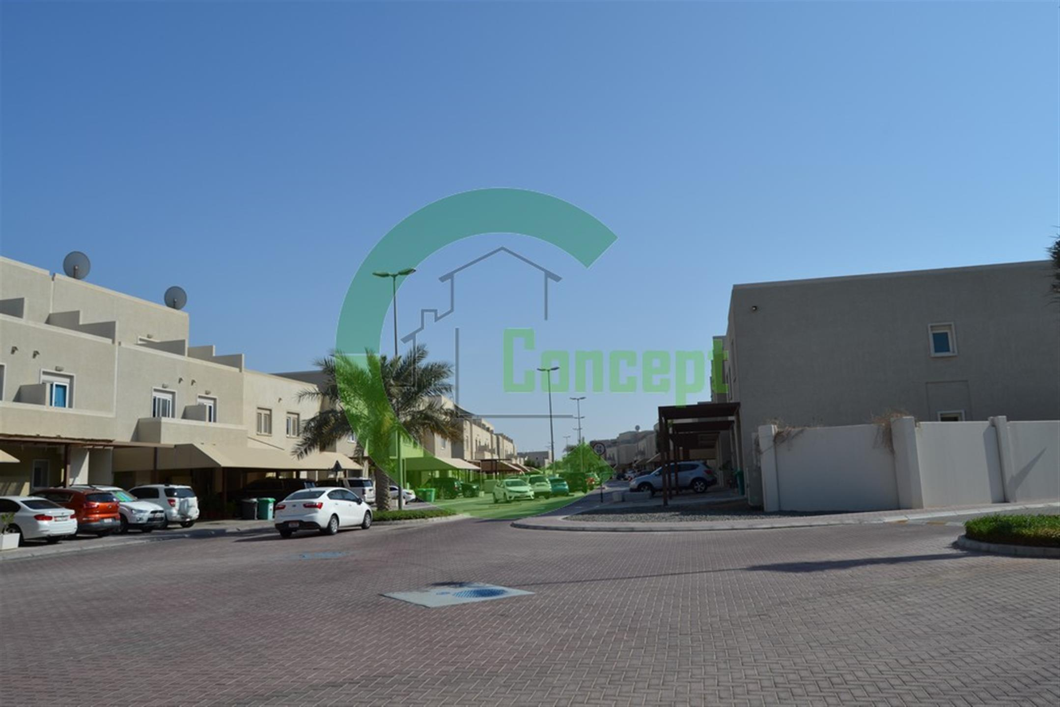 Lovely 2br Villa, Vacant Now In Al Reef