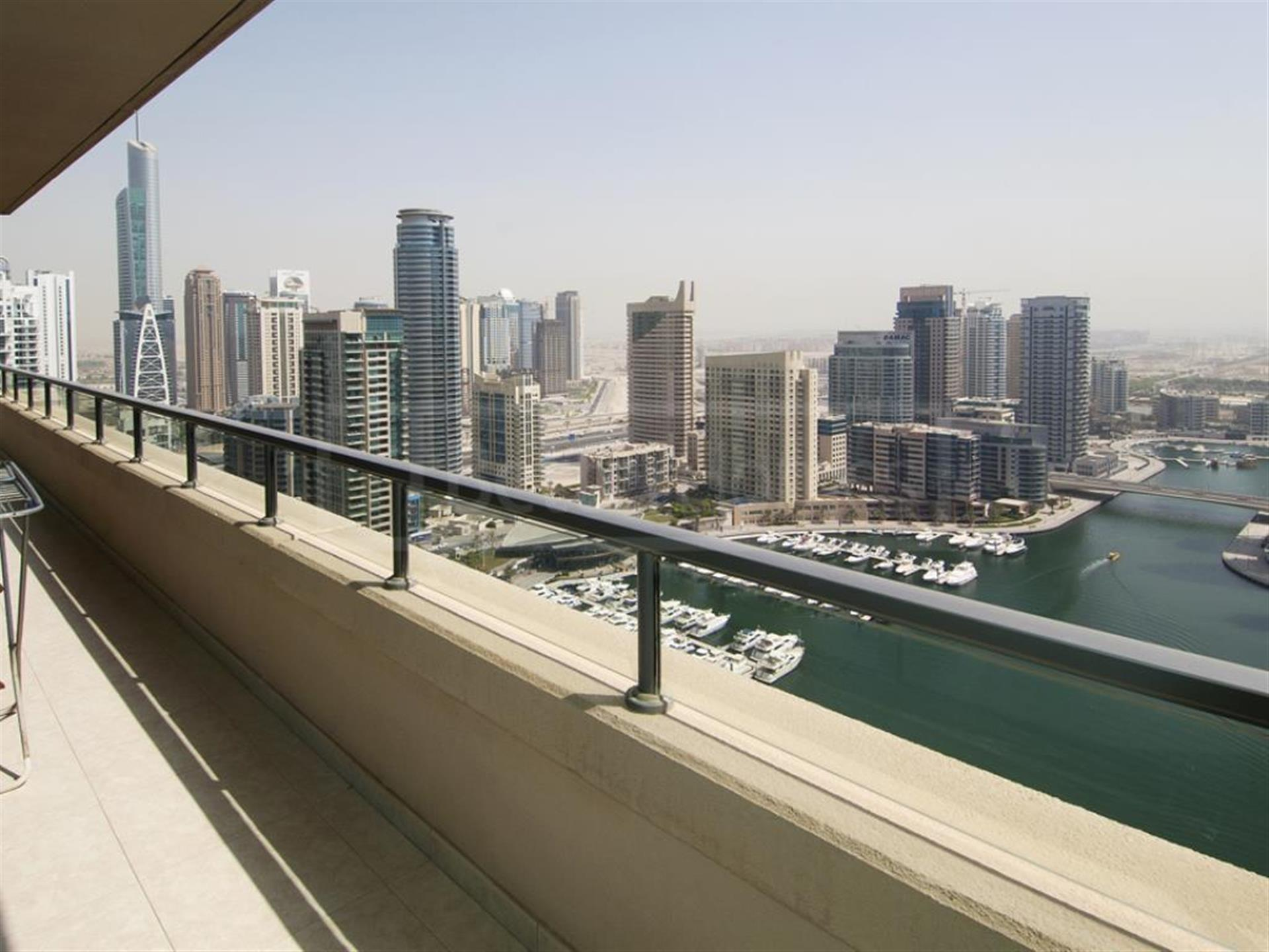 Distress Deal, Full Marina View, The Best Lay Out