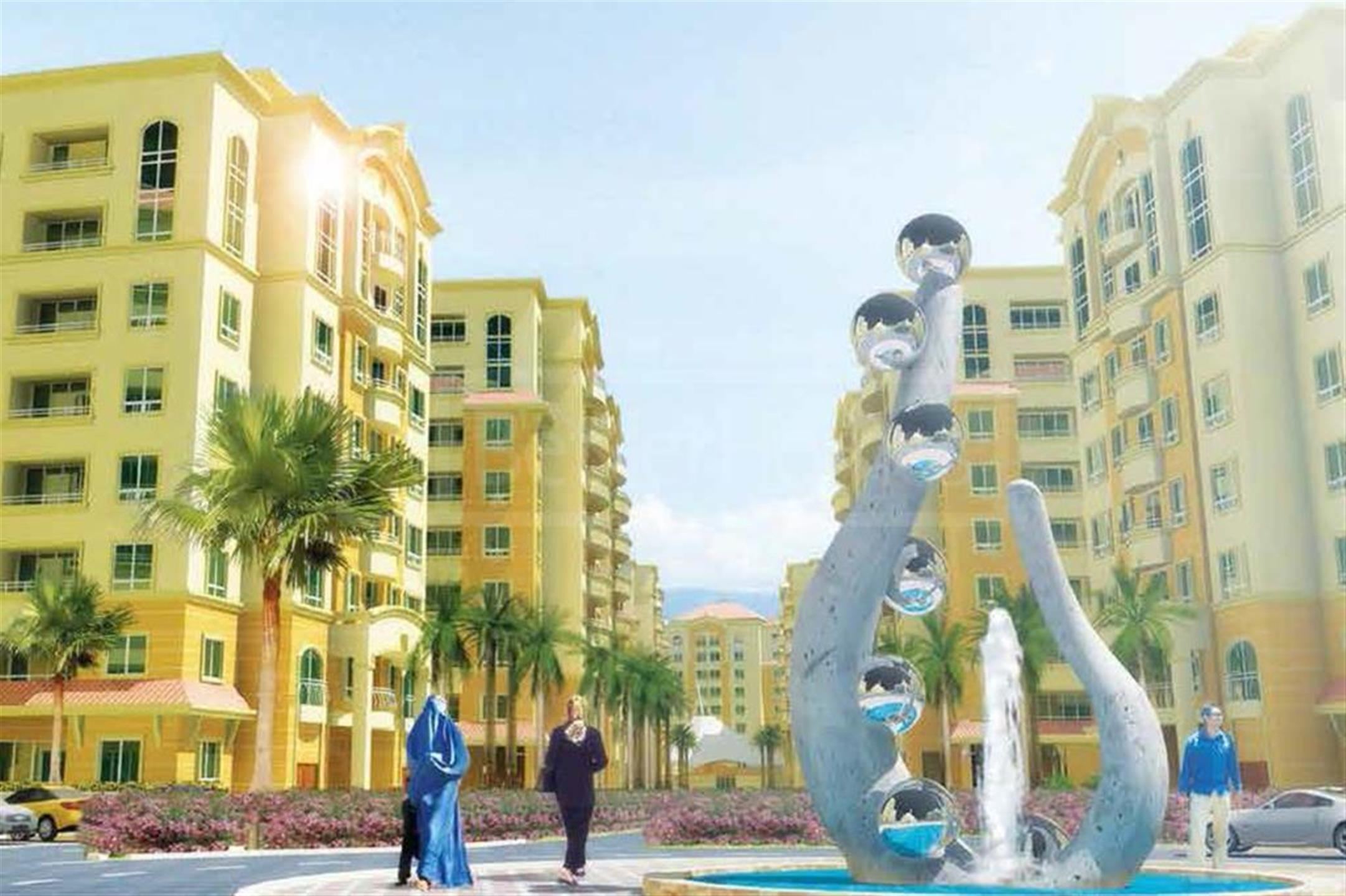 Off plan unfurnished property in Lily Residence DI...