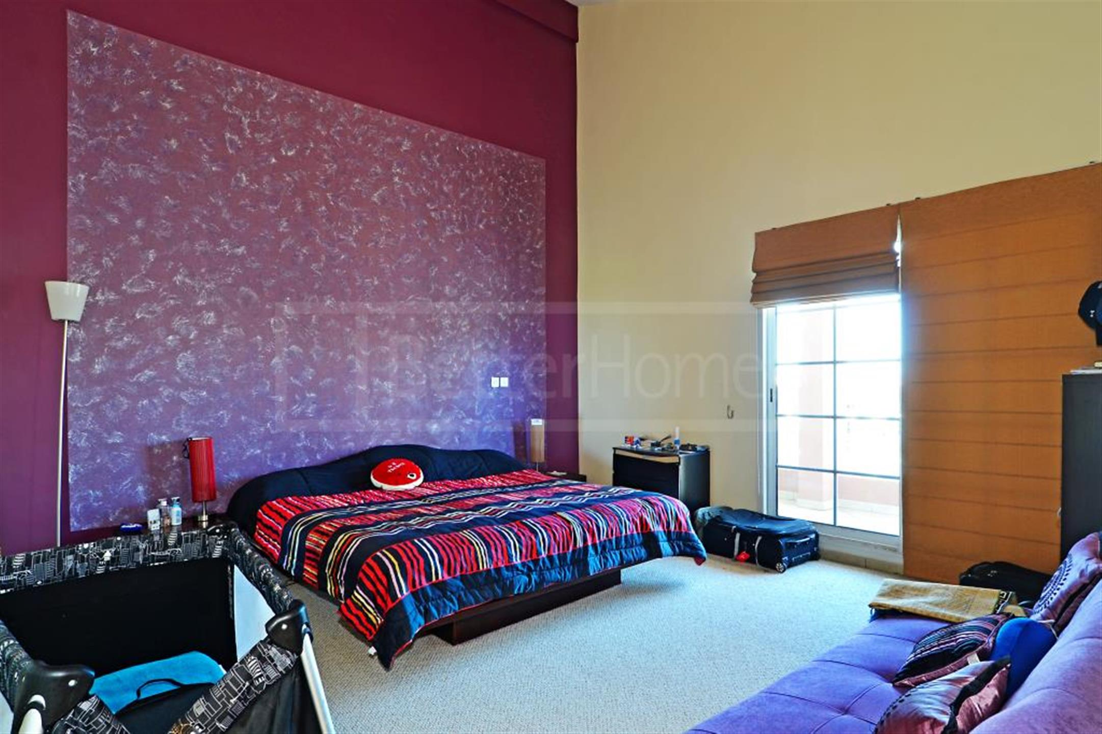 Duplex unit with study and maids in Terrace Apt.