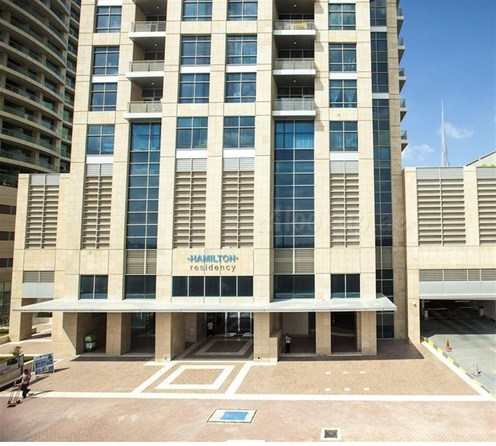 Property - Apartment for sale in Business Bay- Dubai - Hamilton Tower